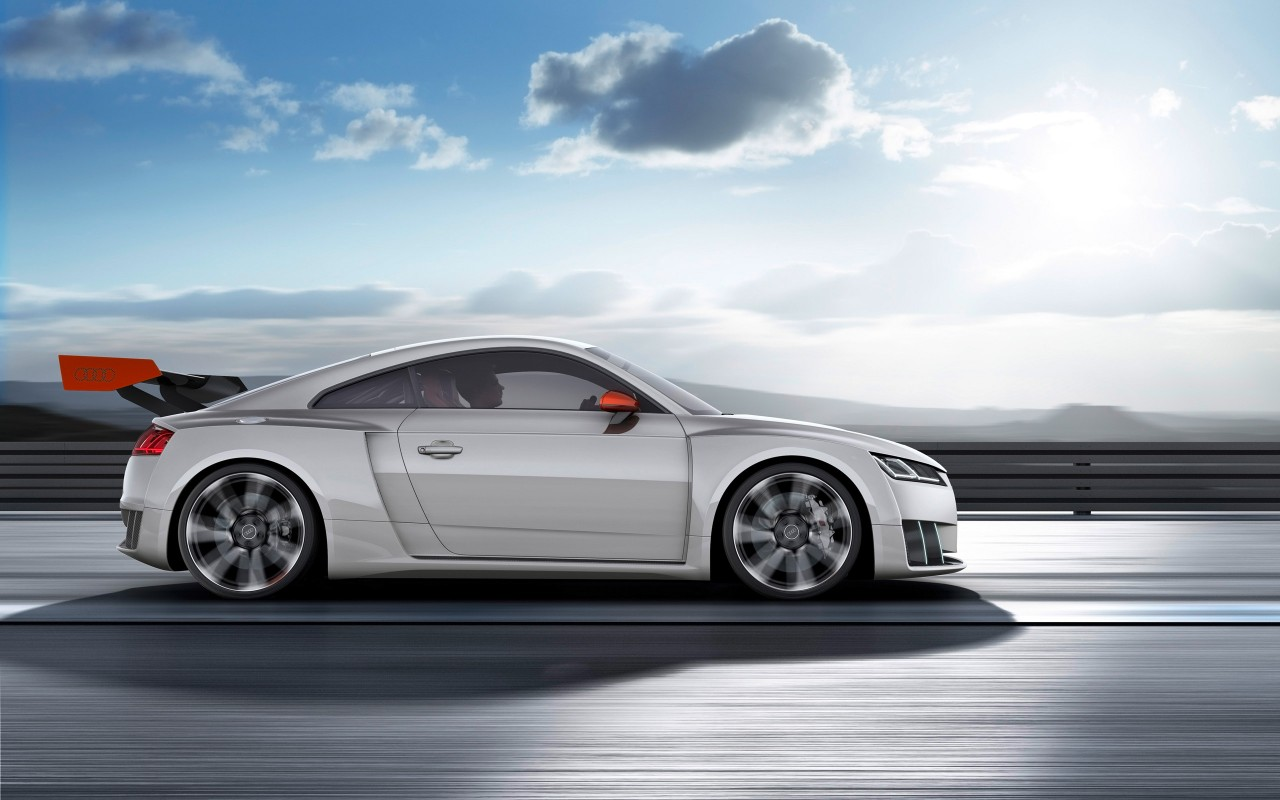 2015 Audi TT Clubsport Turbo Concept 6 Wallpaper  HD Car Wallpapers