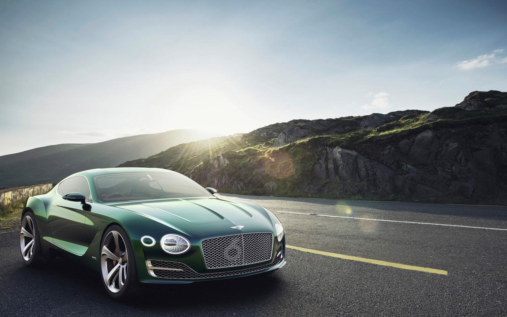 2015 Bentley Exp 10 Speed 6 Concept Wallpaper