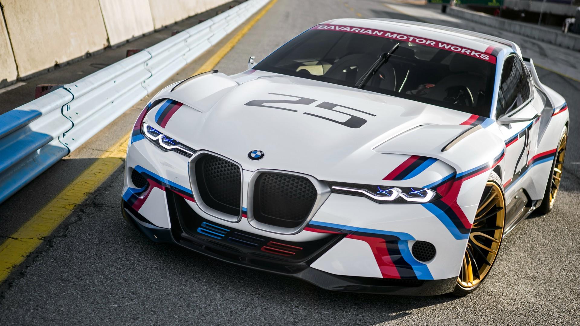 2015 BMW 3 CSL Hommage R 5 Wallpaper | HD Car Wallpapers ...
