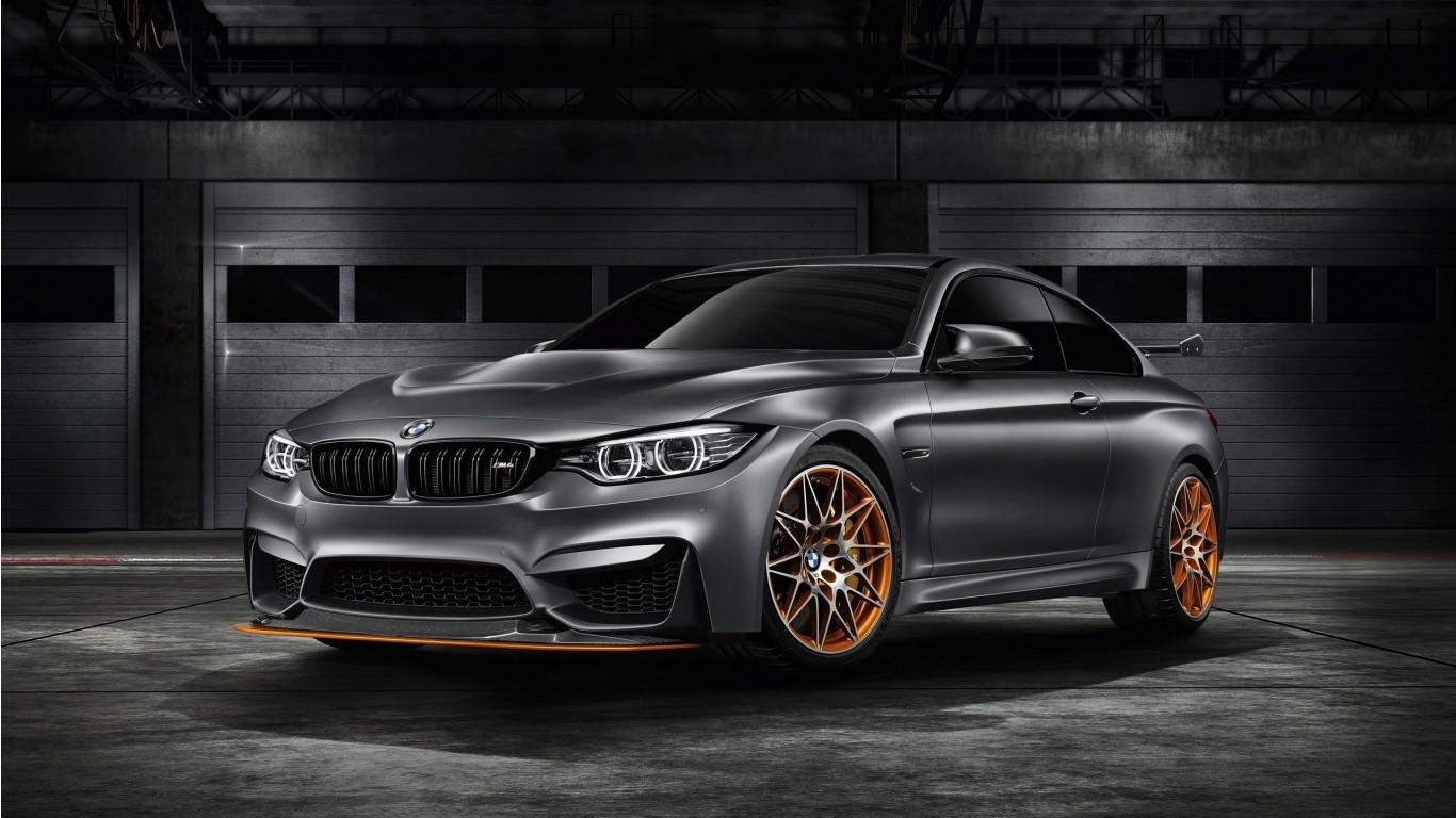 2015 BMW Concept M4 GTS Wallpaper | HD Car Wallpapers | ID ...