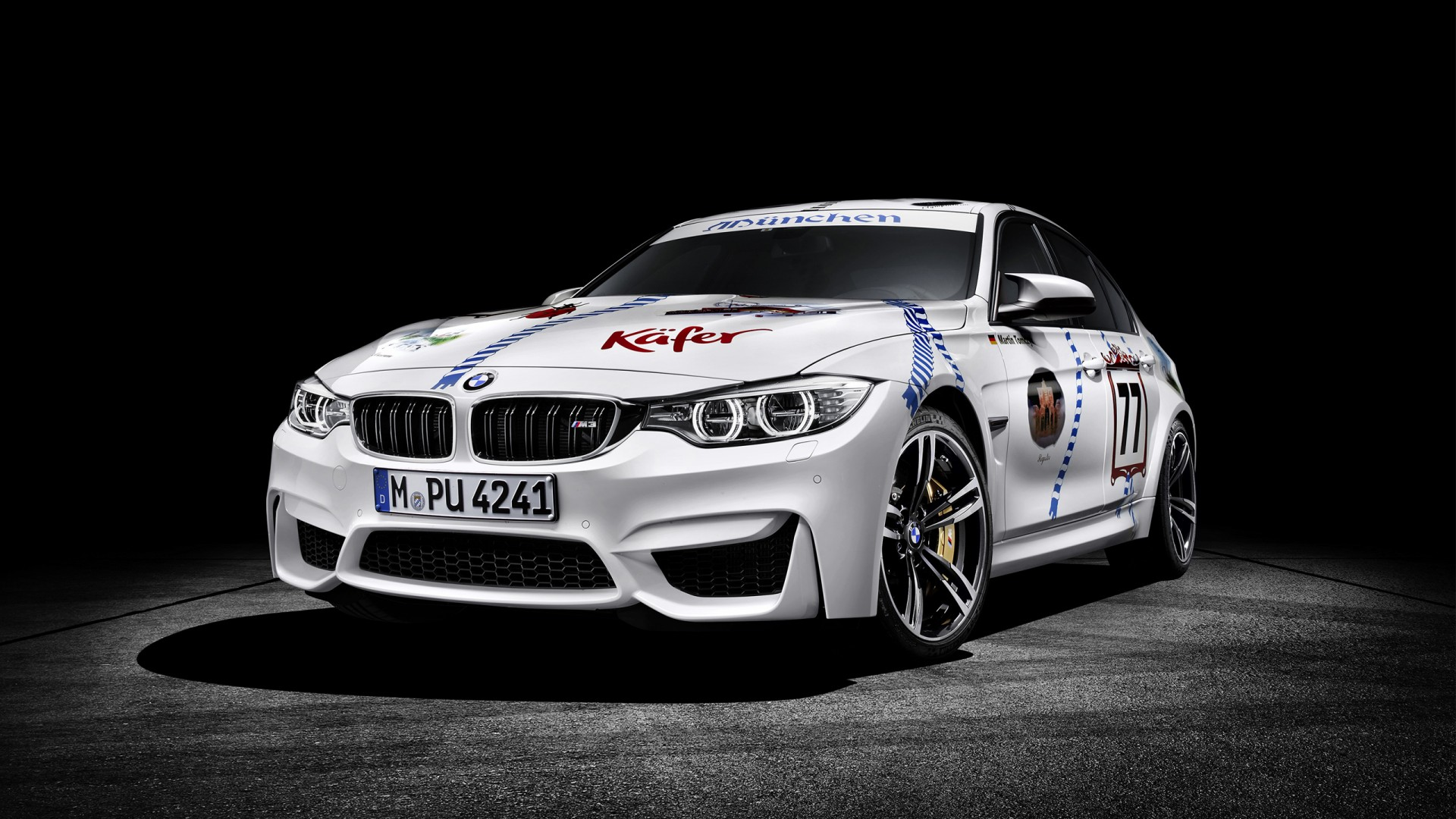 Bmw Coupe M4 >> 2015 BMW M3 3 Series F80 Wallpaper | HD Car Wallpapers | ID #5794