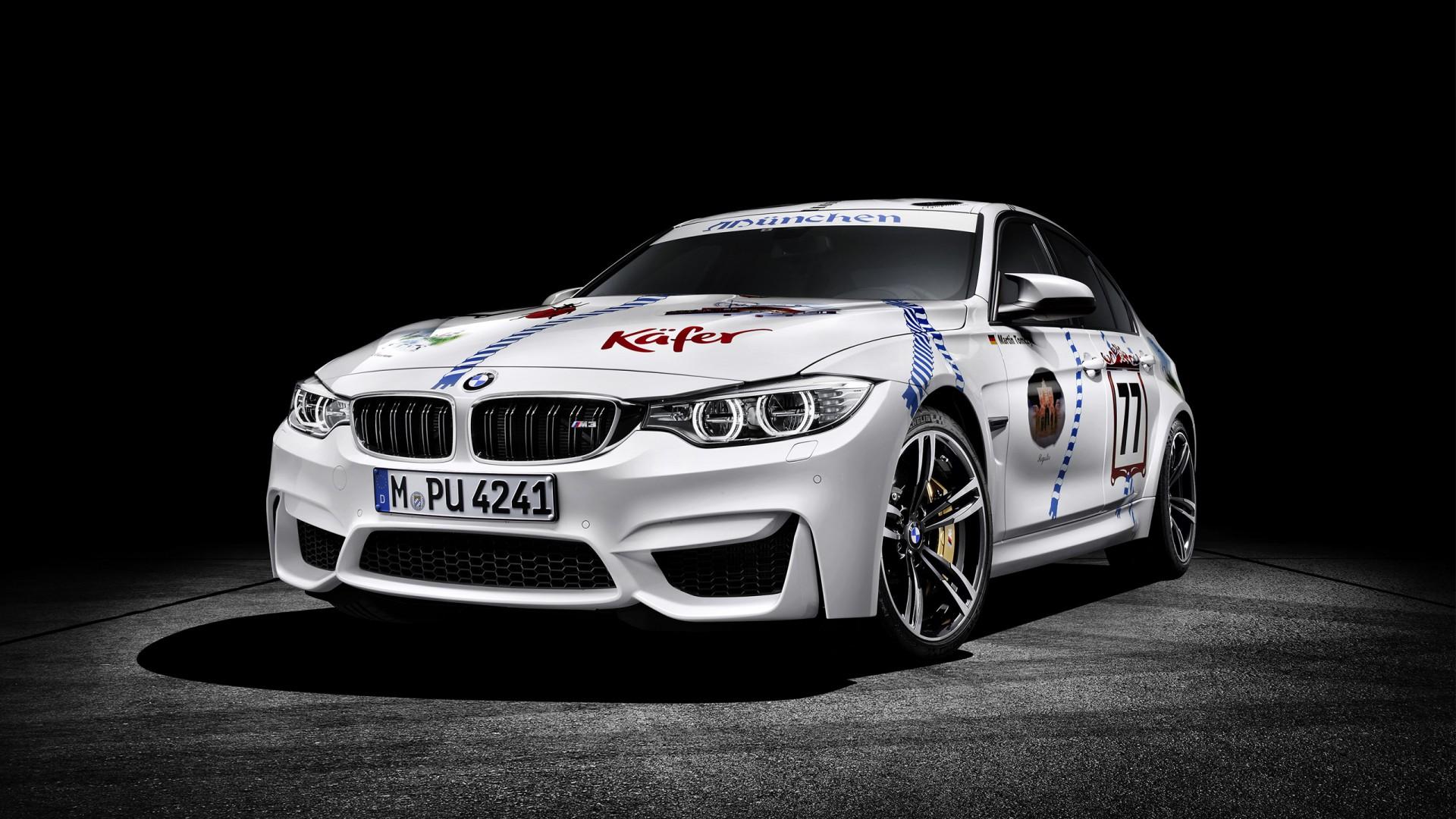 BMW M Series >> 2015 BMW M3 3 Series F80 Wallpaper | HD Car Wallpapers | ID #5794