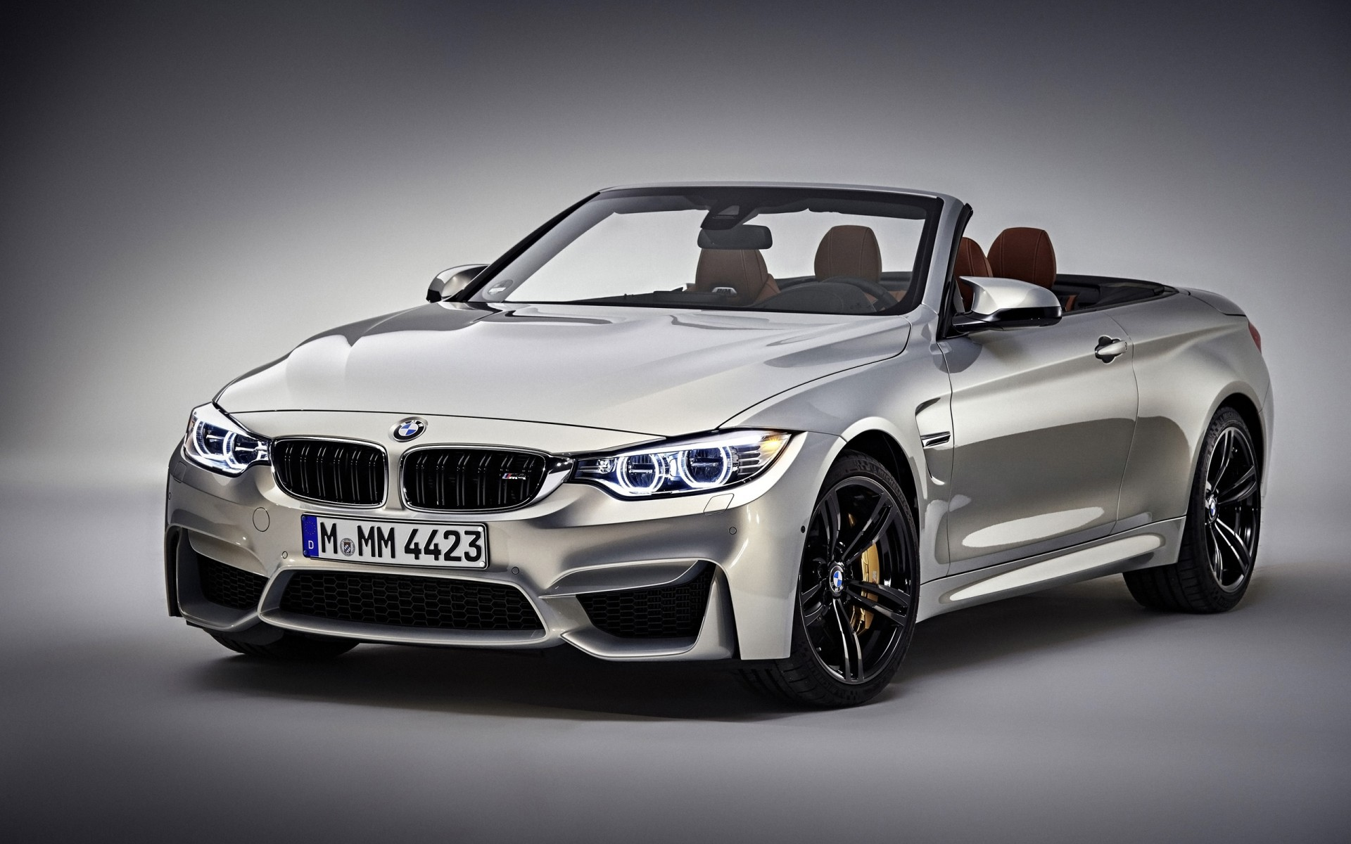 2015 BMW M4 Convertible Wallpaper | HD Car Wallpapers