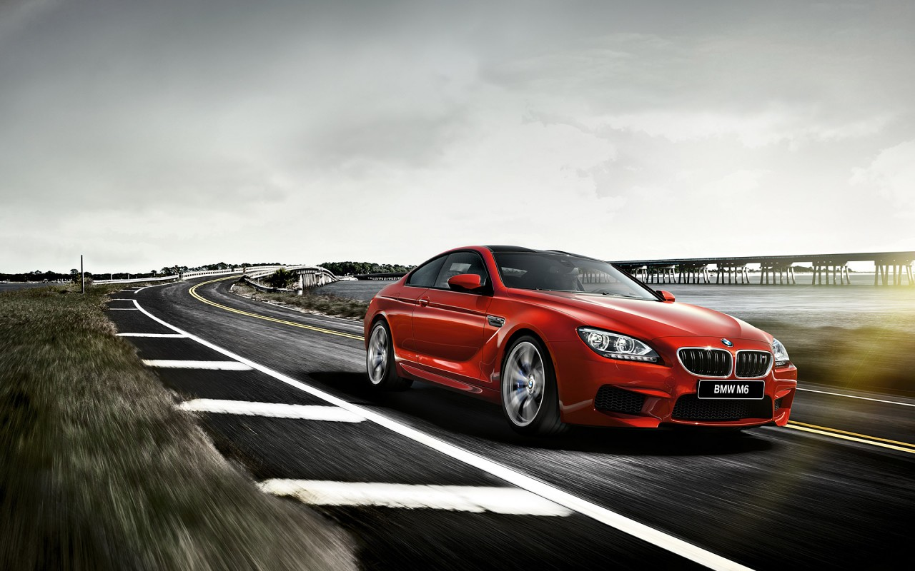2015 BMW M6 F13 Coupe Wallpaper  HD Car Wallpapers