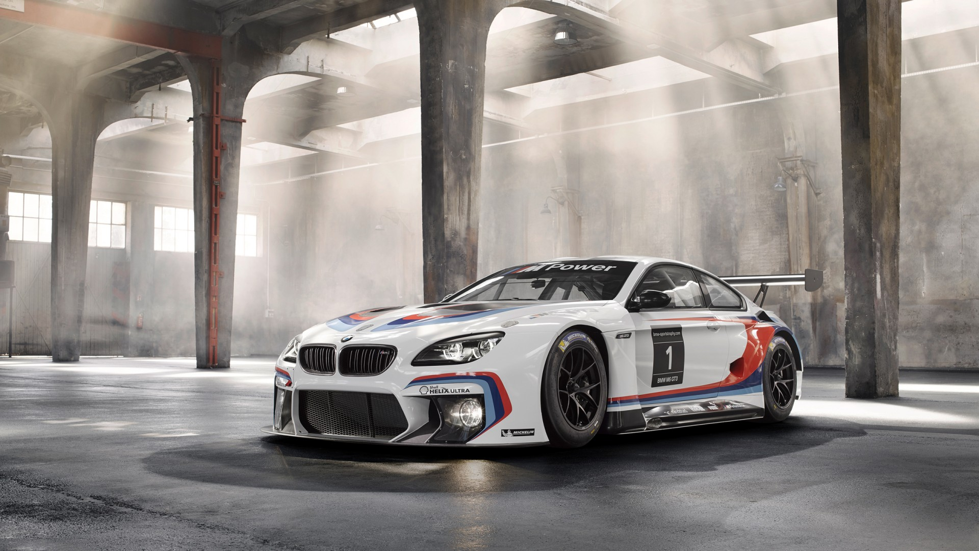Gt Sport Wallpaper Iphone: 2015 BMW M6 GT3 F13 Sport Wallpaper