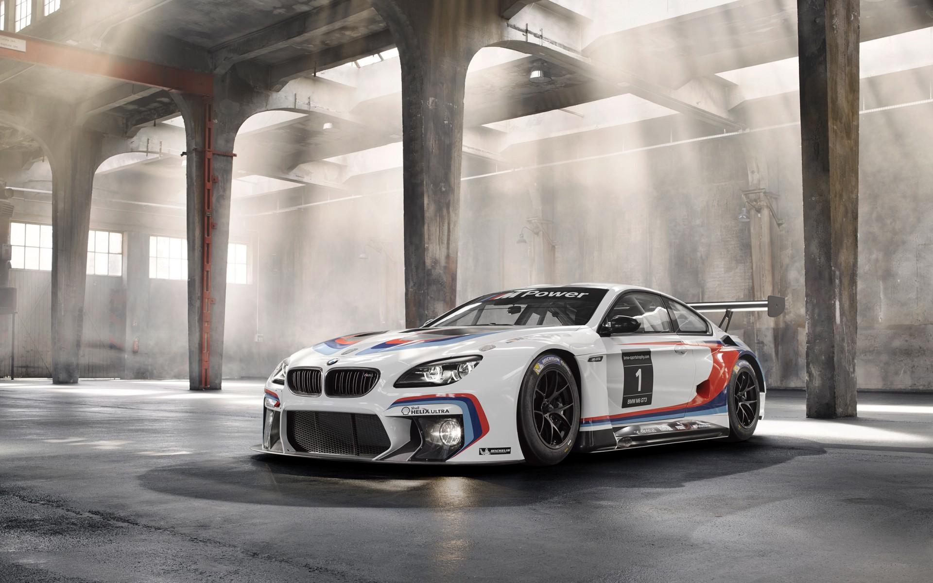 2015 BMW M6 GT3 F13 Sport Wallpaper | HD Car Wallpapers ...