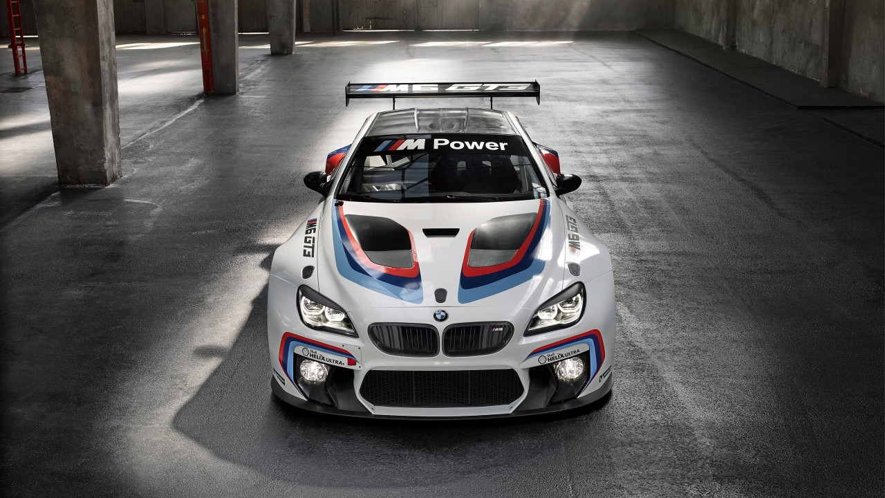 2015 BMW M6 GT3 F13 Sport 2 Wallpaper  HD Car Wallpapers