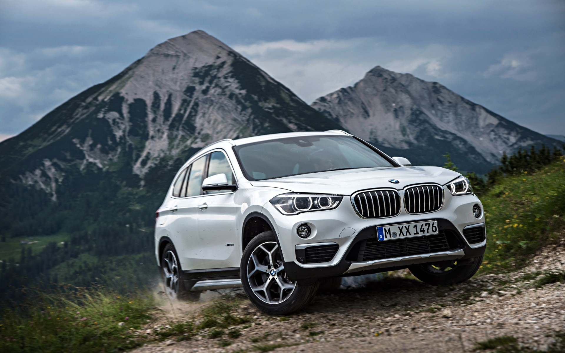 2015 Bmw X1 Xdrive Xline Wallpaper Hd Car Wallpapers