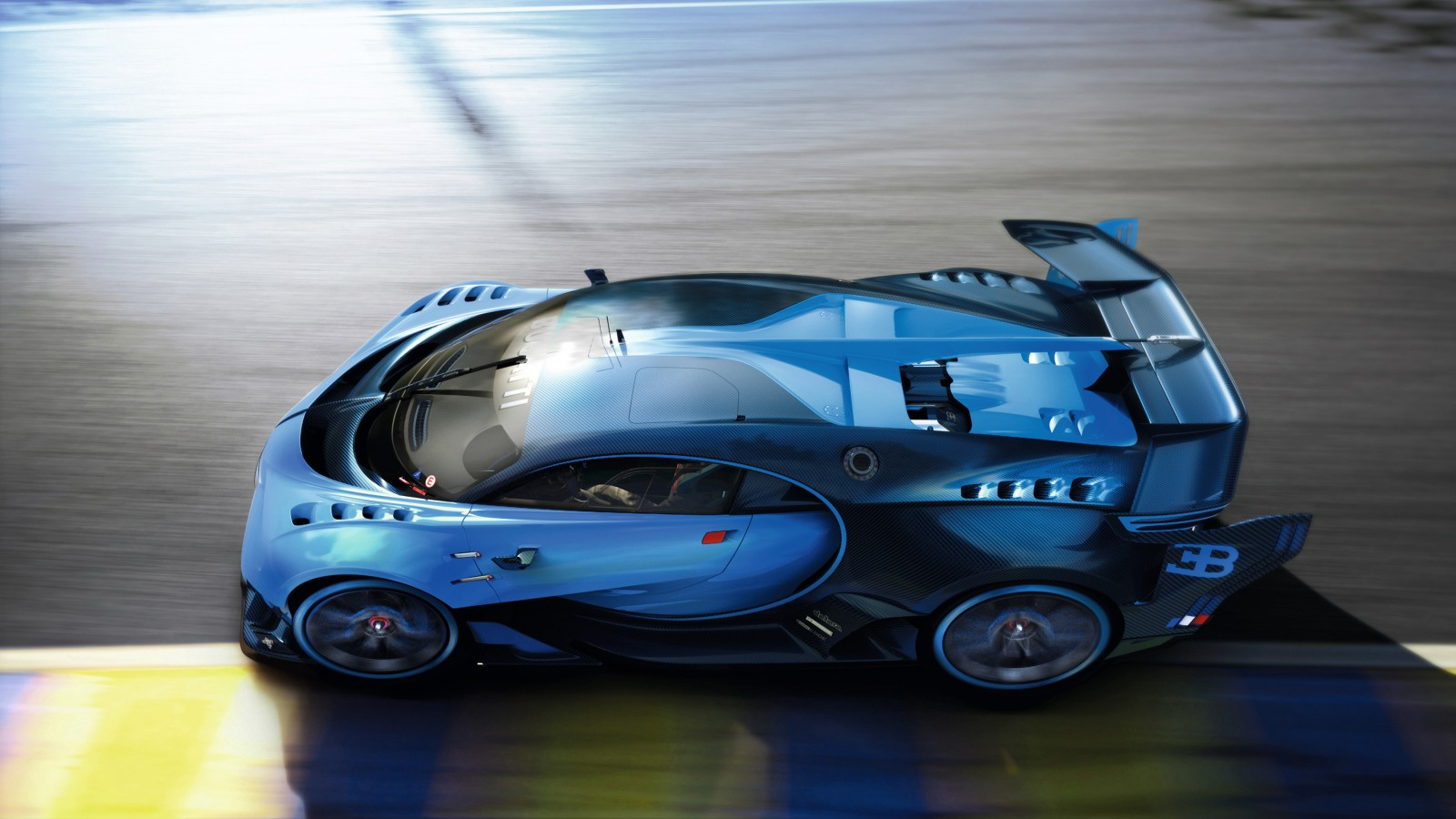 2015 Bugatti Vision Gran Turismo 2 Wallpaper  HD Car Wallpapers
