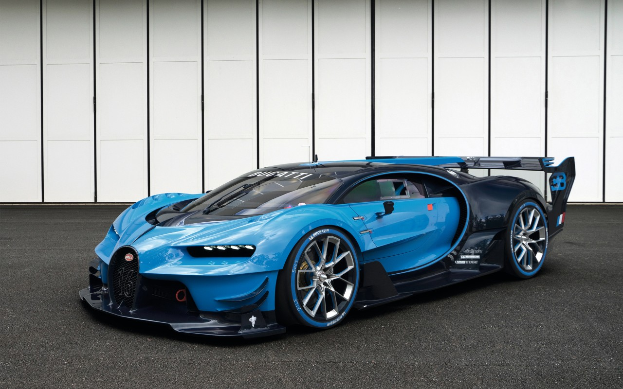 2015 Bugatti Vision Gran Turismo 3 Wallpaper  HD Car Wallpapers