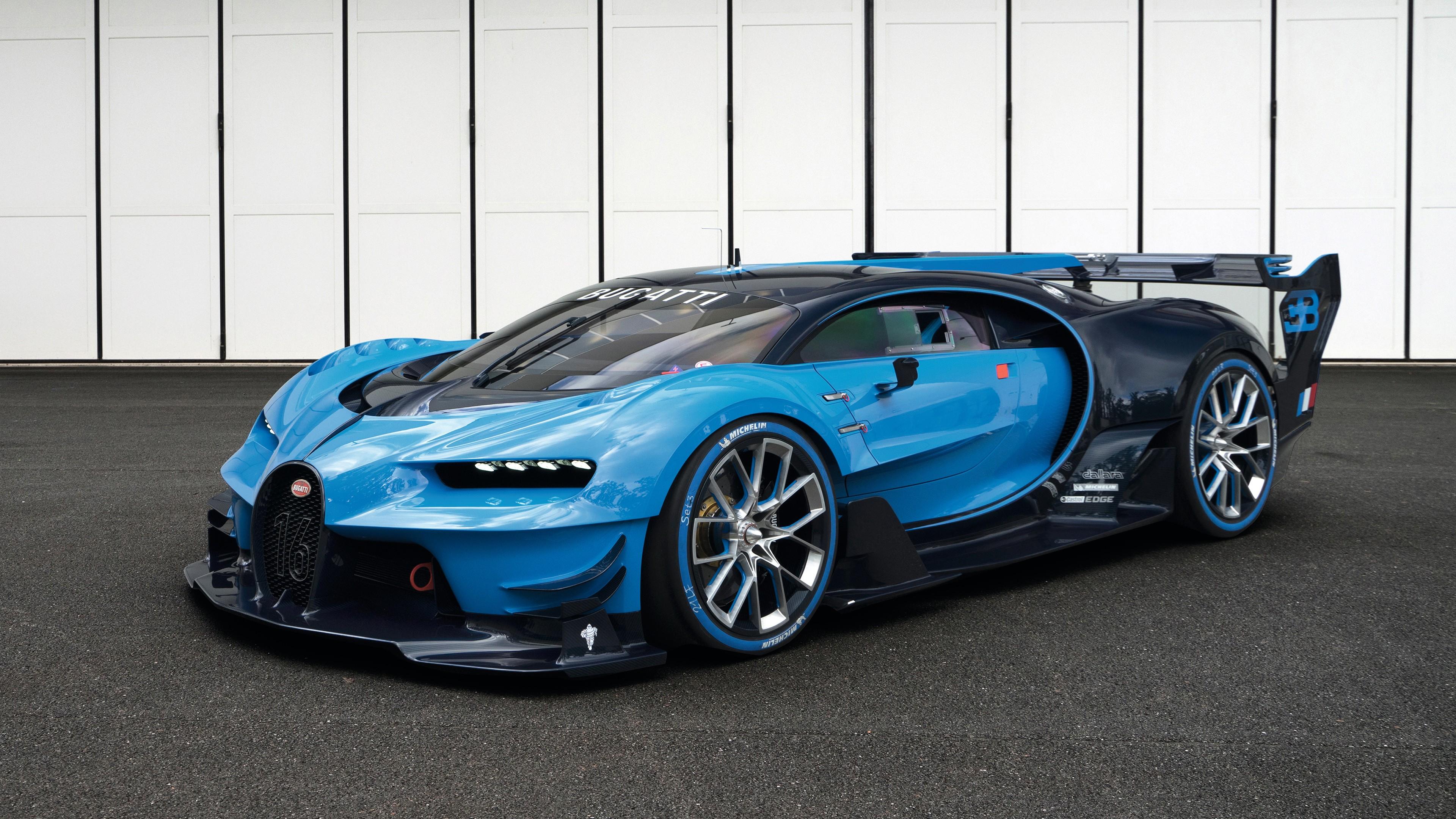 2015 Bugatti Vision Gran Turismo 3 Wallpaper   HD Car ...