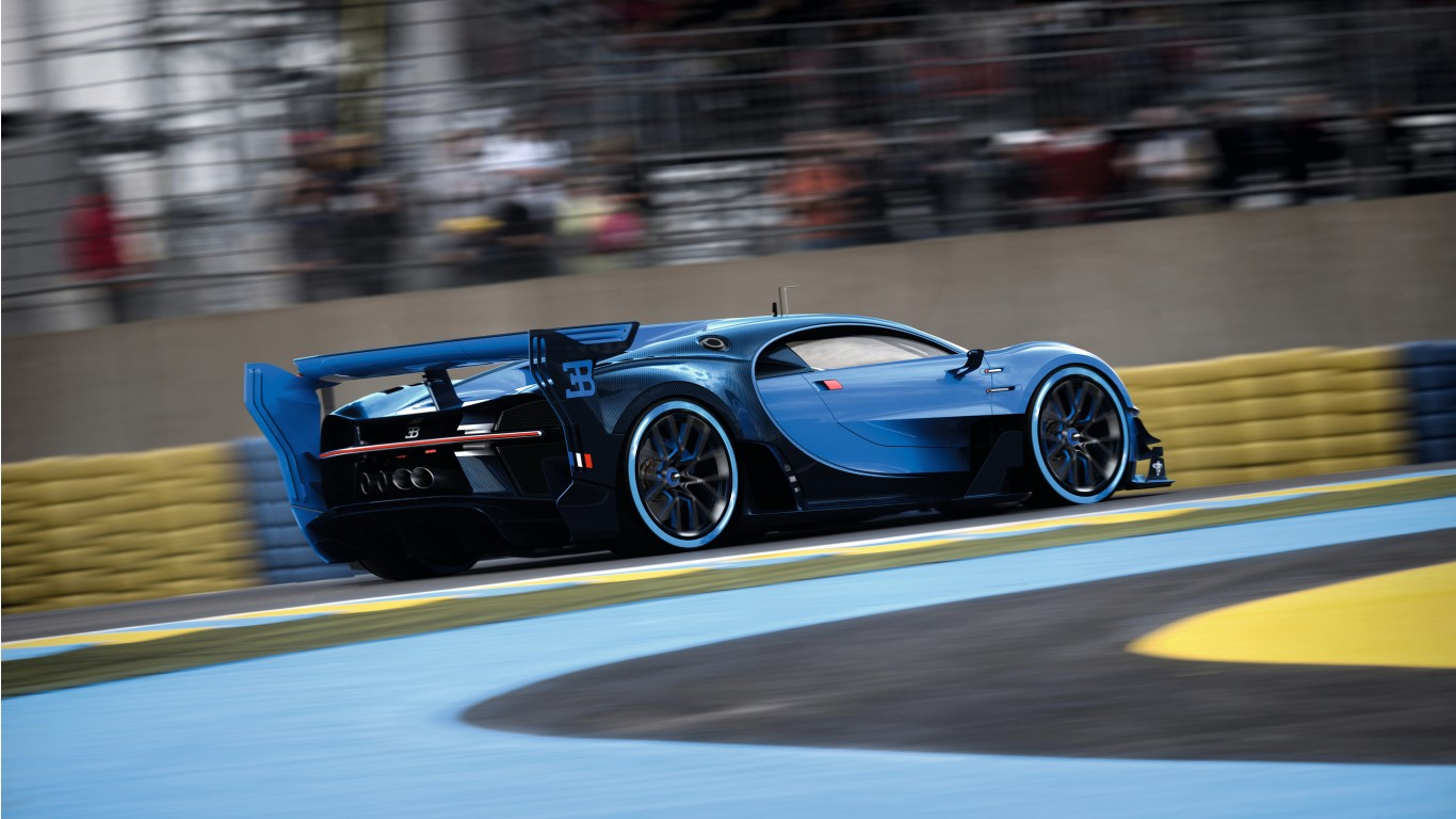 2015 Bugatti Vision Gran Turismo 6 Wallpaper  HD Car Wallpapers