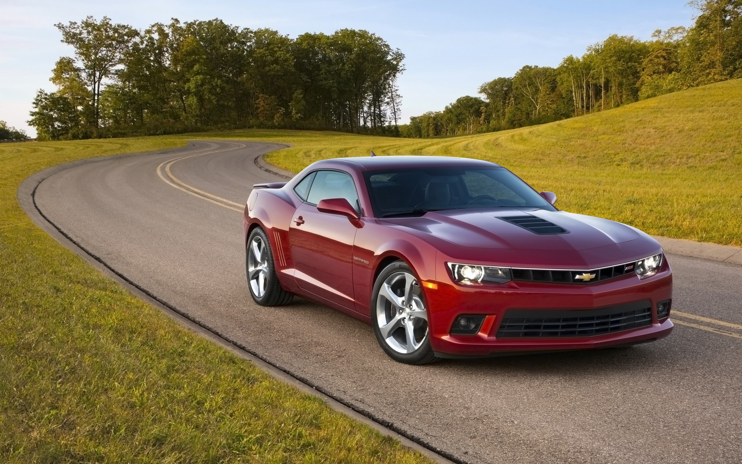 2015 Chevrolet Camaro Ss Coupe Wallpaper Hd Car Wallpapers Id 4593