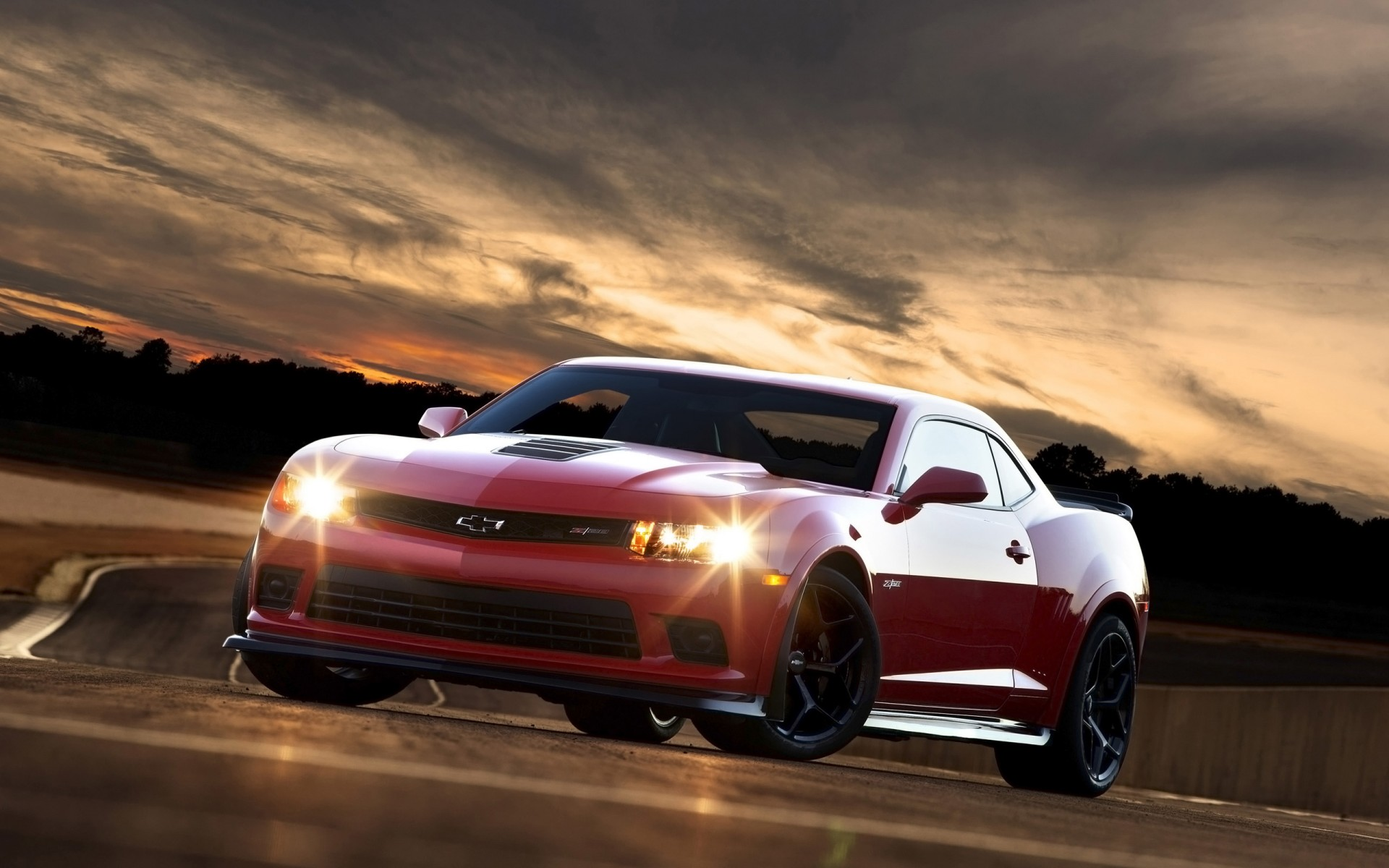 2015 Chevrolet Camaro Z28 Wallpaper  HD Car Wallpapers