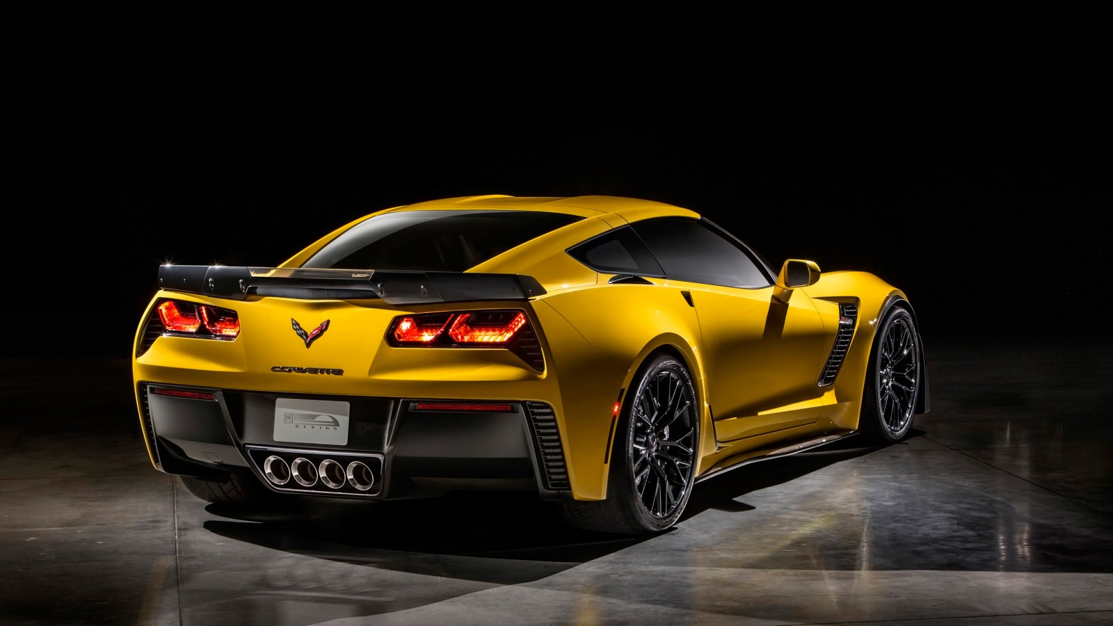 2015 Chevrolet Corvette Z06 2 Wallpaper Hd Car