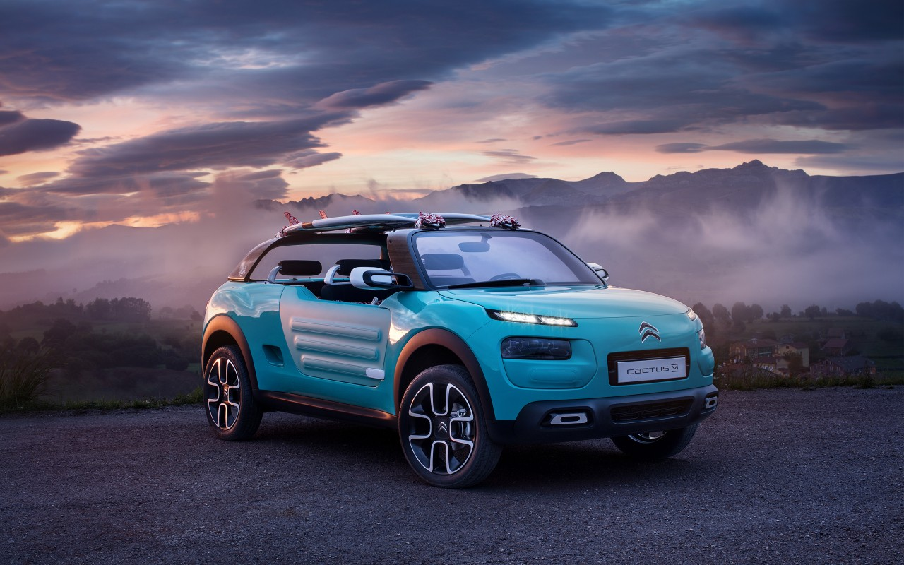 2015 citroen cactus m concept wallpaper hd car wallpapers id 5718. Black Bedroom Furniture Sets. Home Design Ideas