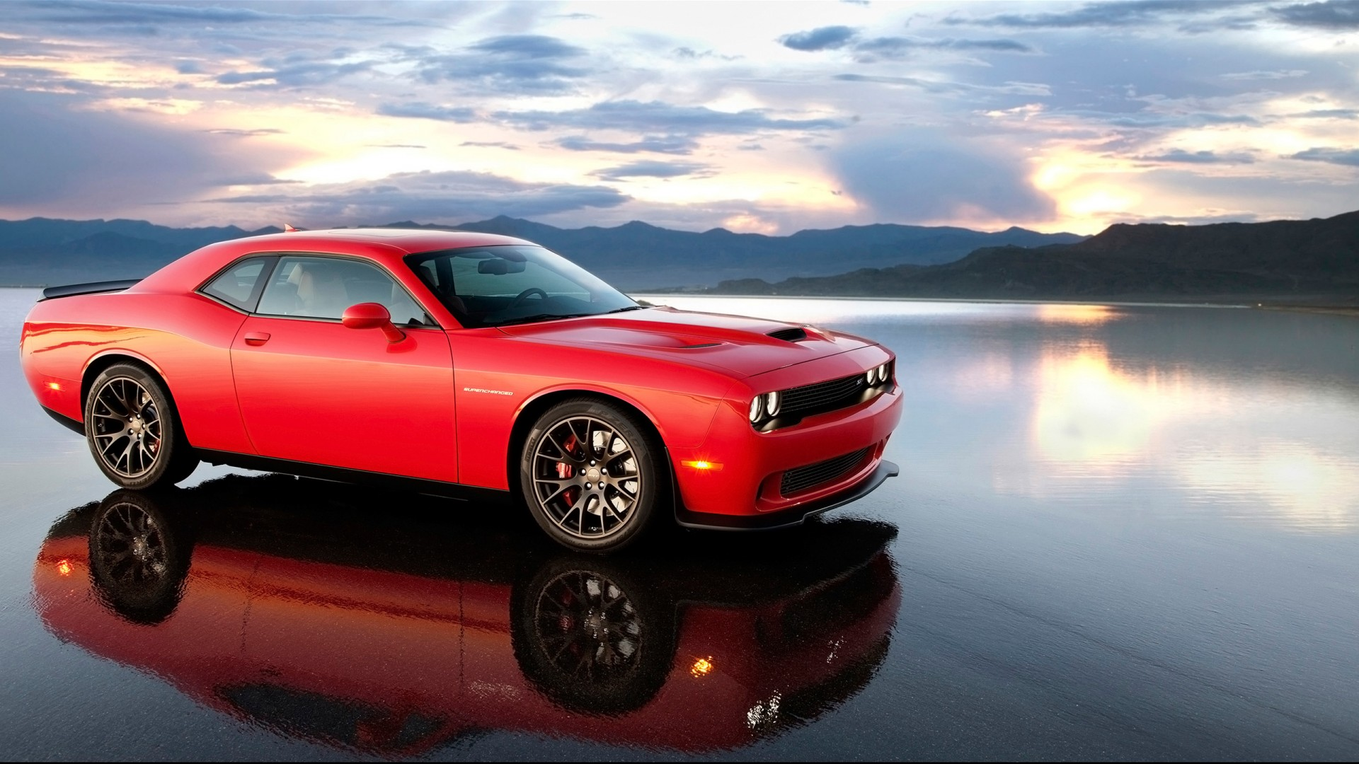 2015 Dodge Challenger SRT Wallpaper | HD Car Wallpapers ...