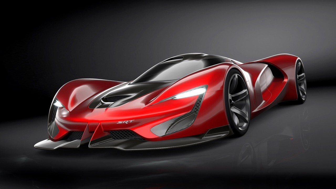 2015 Dodge Srt Tomahawk Wallpaper Hd Car Wallpapers Id