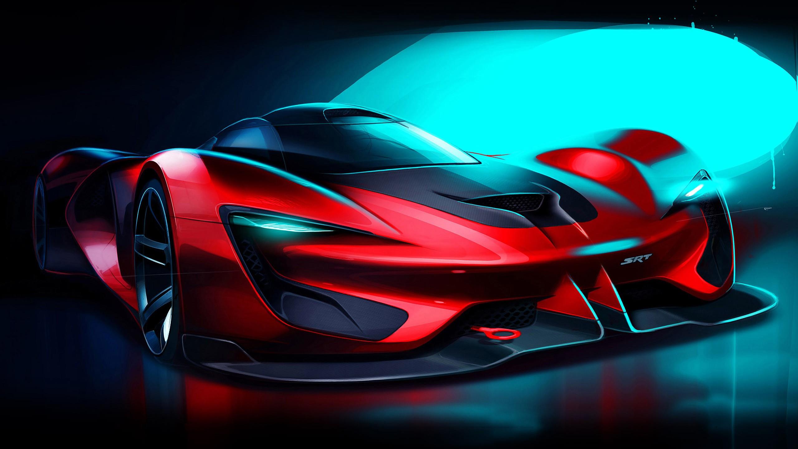 2015 Dodge SRT Tomahawk 2 Wallpaper | HD Car Wallpapers ...