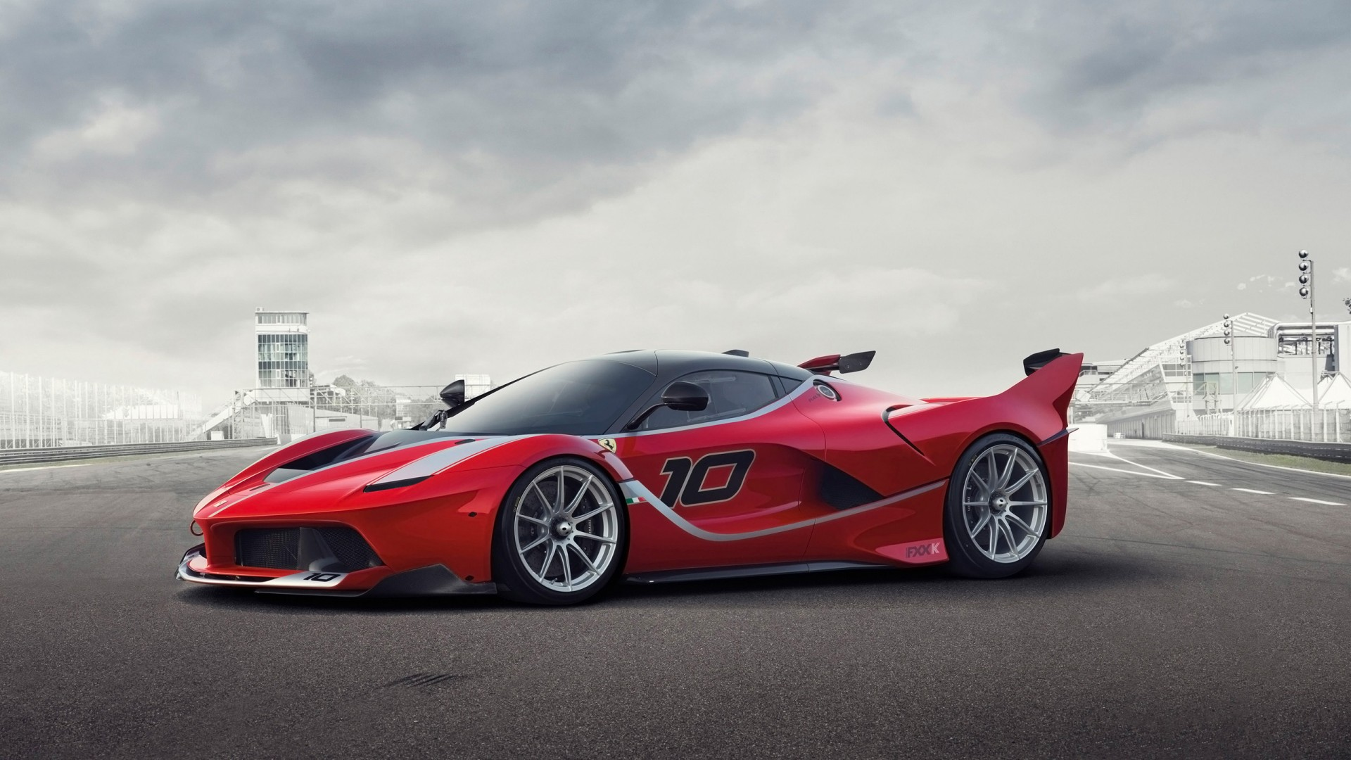 2015 Ferrari Fxx K 2 Wallpaper Hd Car Wallpapers Id 4980