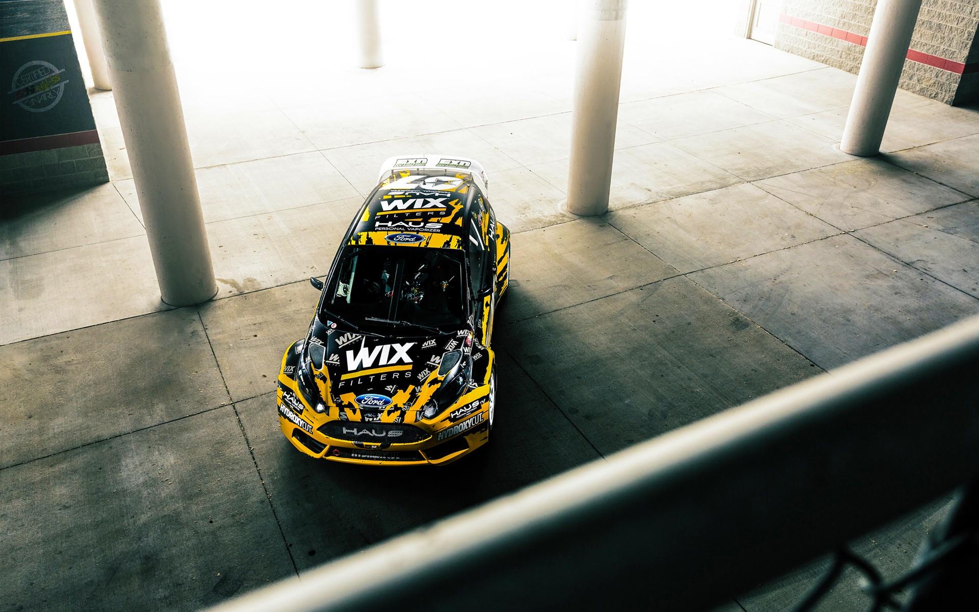 2015 Ford Fiesta Rally Car Wallpaper | HD Car Wallpapers ...