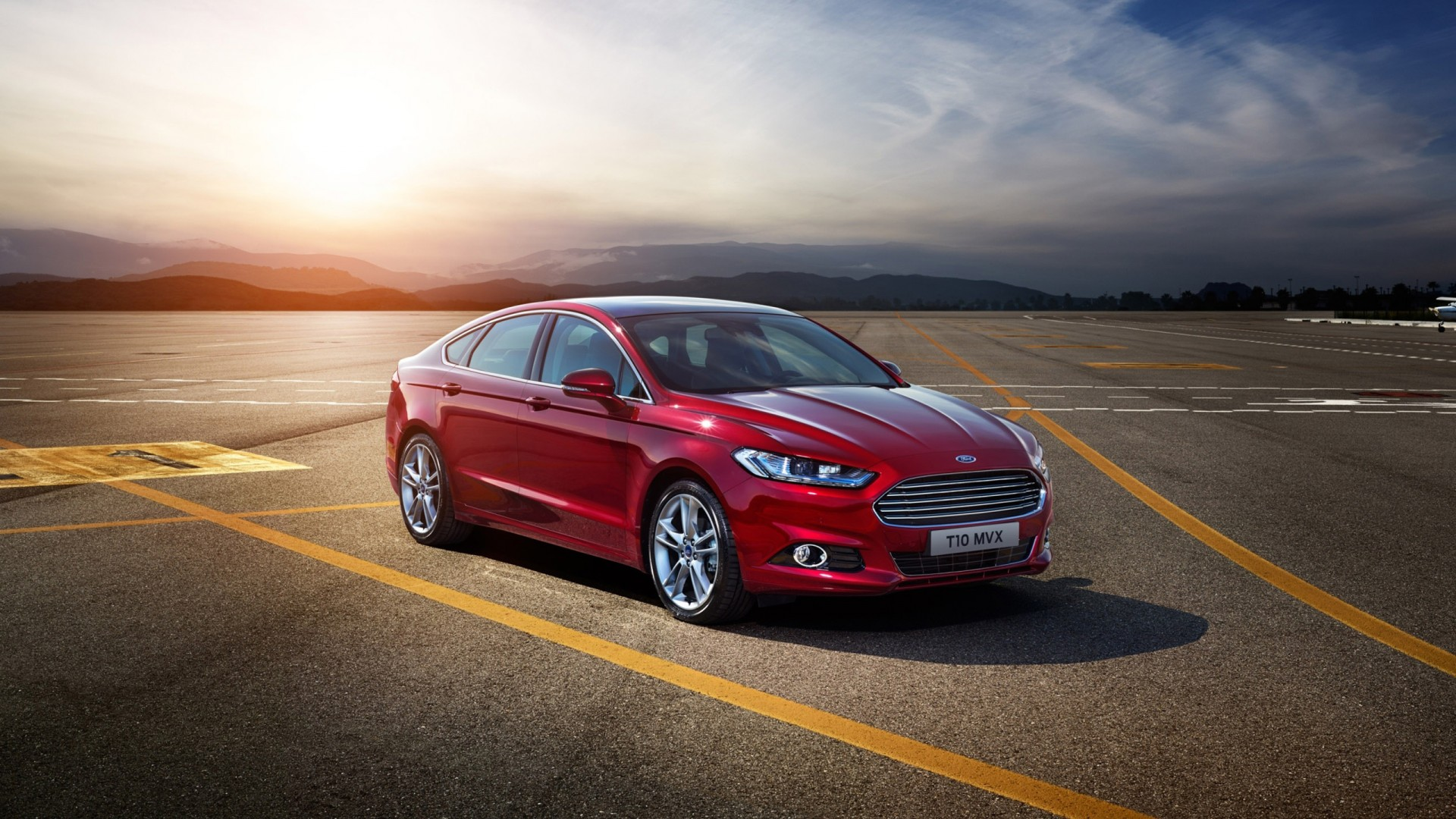 2015 Ford Mondeo Wallpaper | HD Car Wallpapers | ID #4842