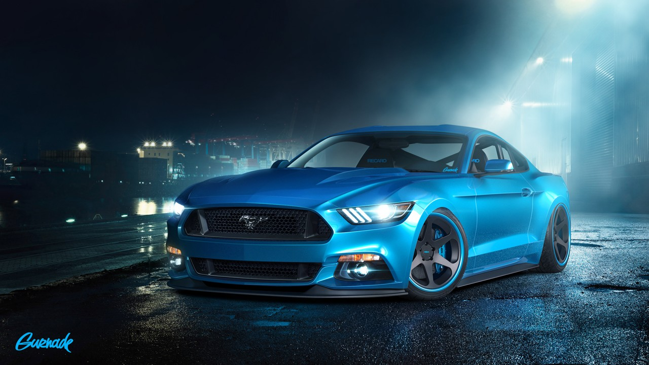 2015 Ford Mustang GT Wallpaper   HD Car Wallpapers   ID #4974