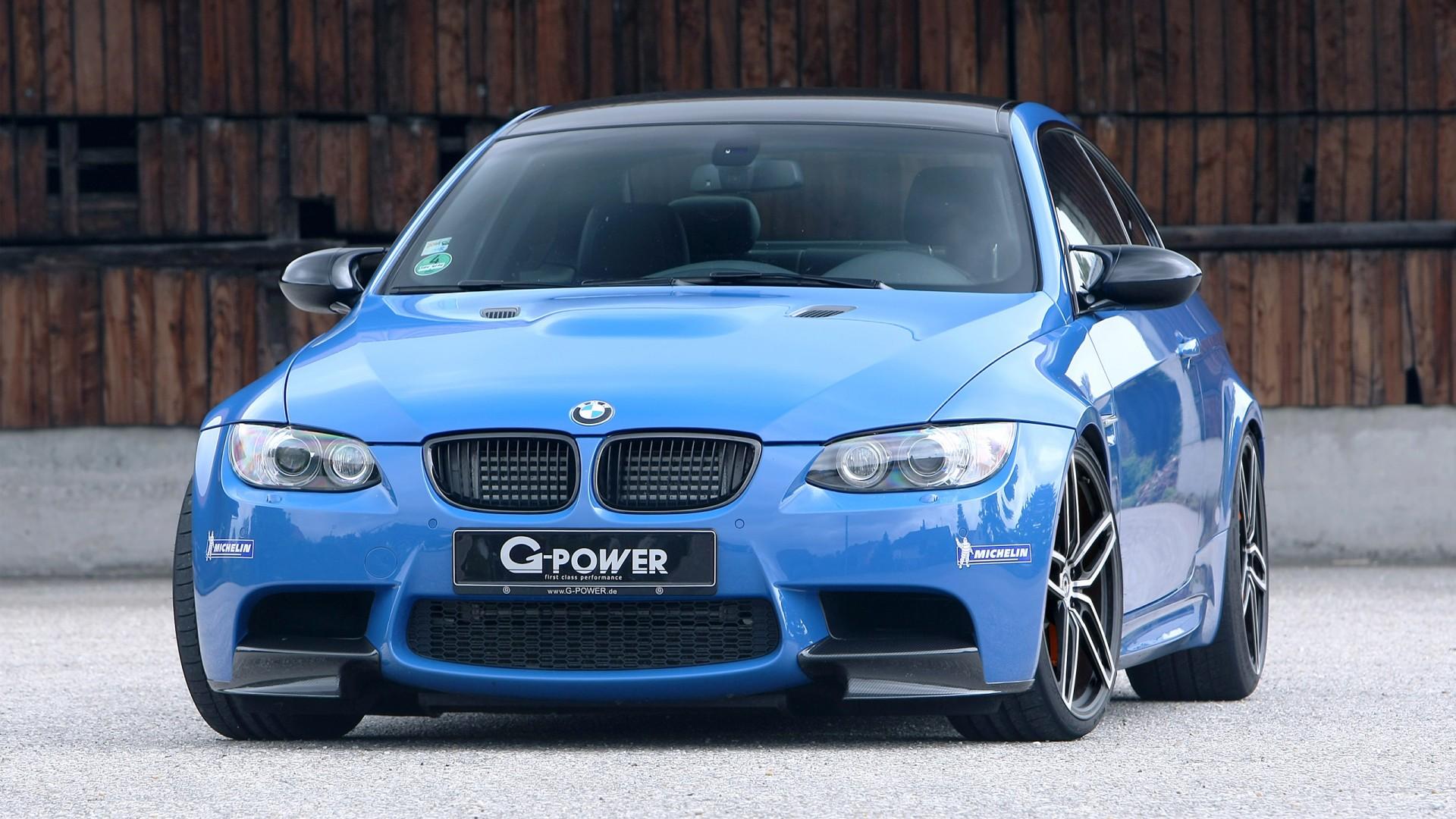 Bmw M3 Hd Wallpaper: 2015 G Power BMW M3 Wallpaper