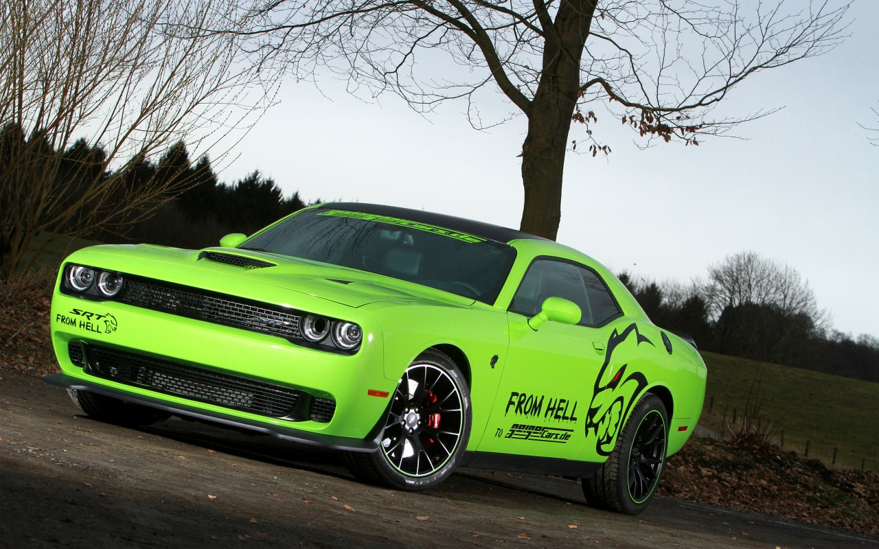 Geigercars Dodge Challenger Srt Hellcat X on 1920 Dodge Challenger