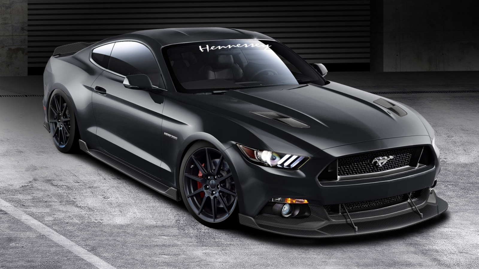 2015 Hennessey Ford Mustang GT Wallpaper | HD Car ...