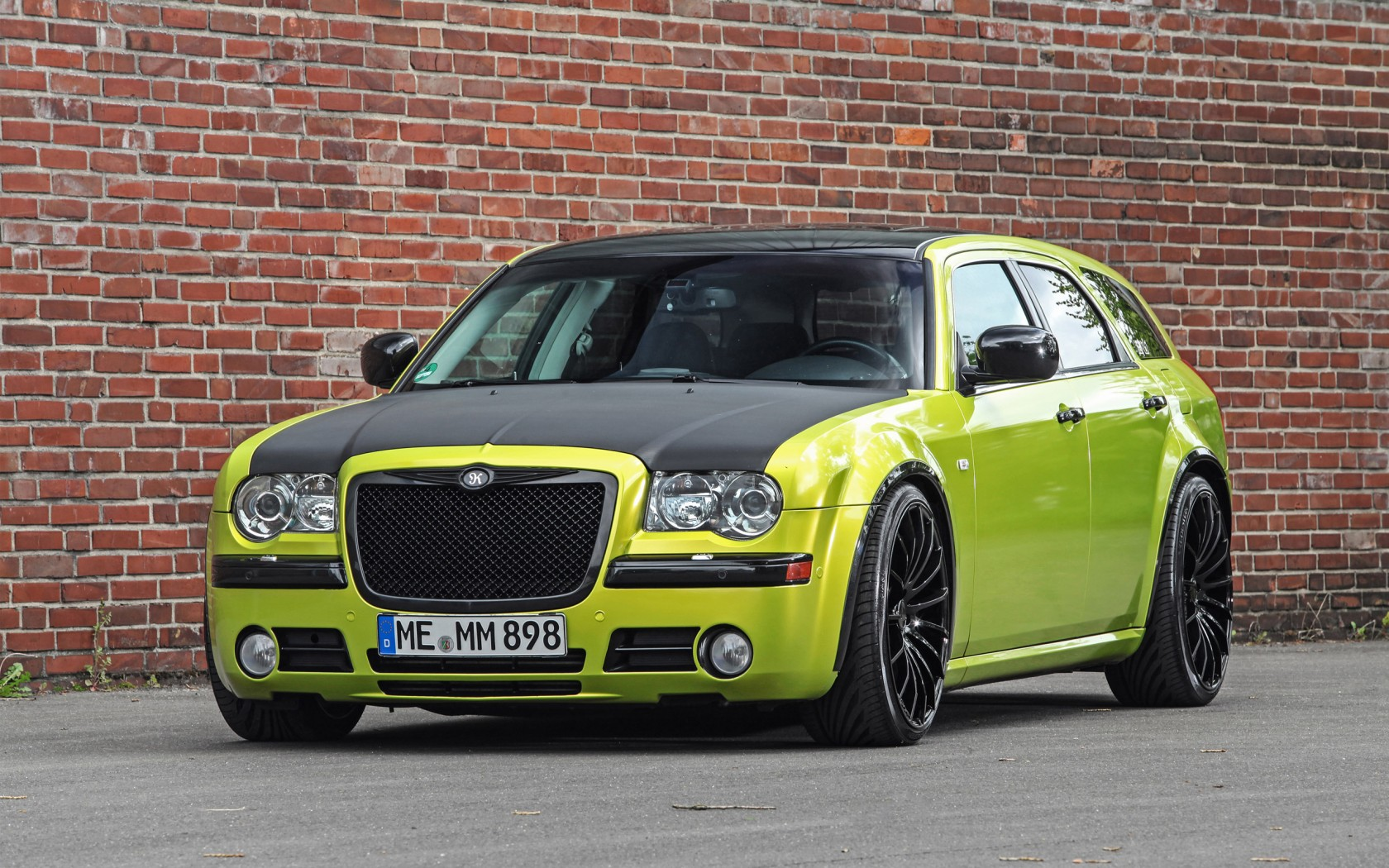 2015 Hplusb Design Chrysler 300C Wallpaper | HD Car ...