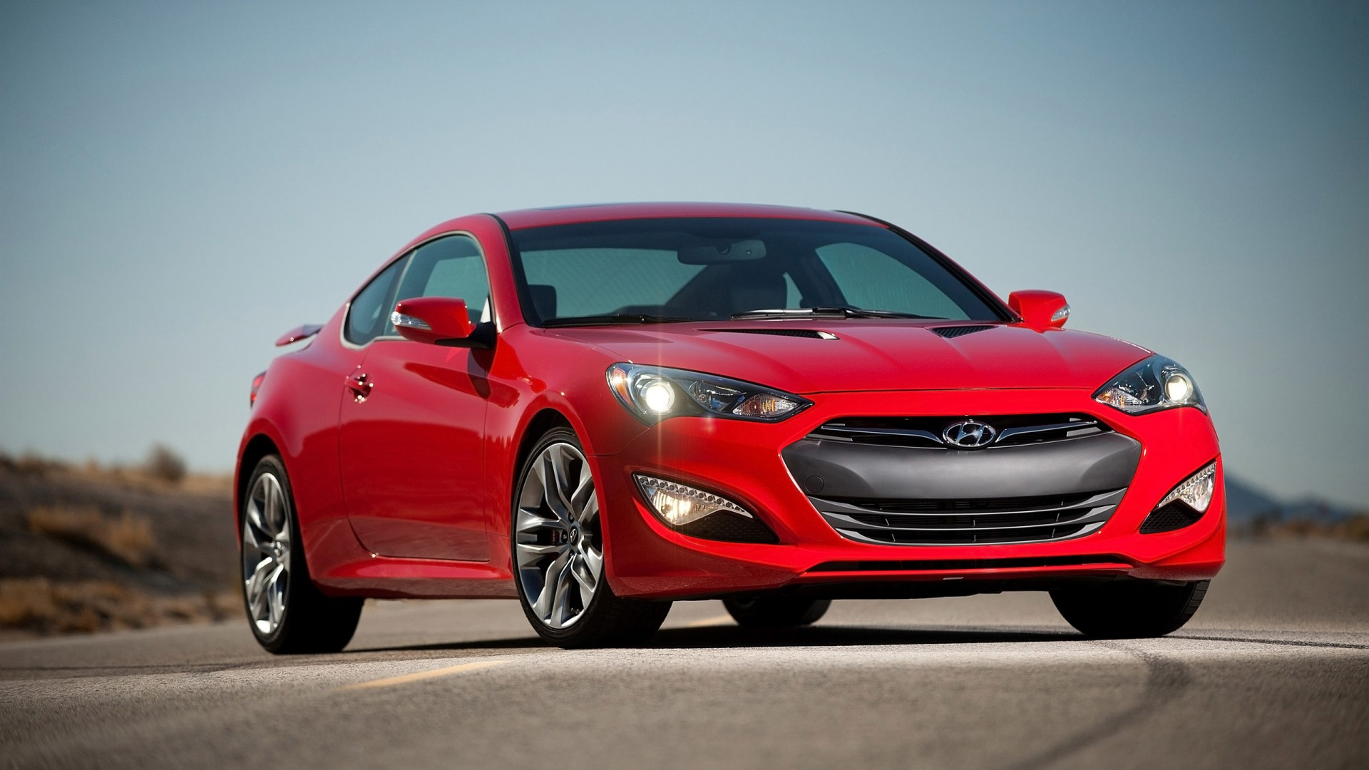 genesis coupe wallpaper - photo #2