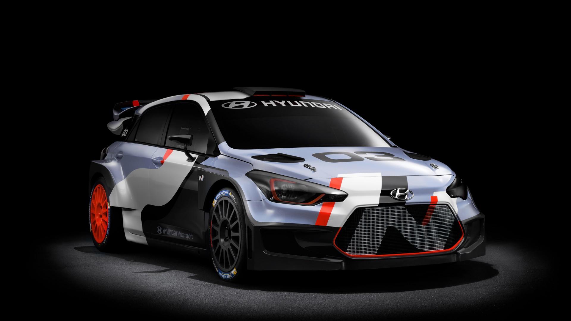 Lexus Electric Car >> 2015 Hyundai i20 WRC Concept Wallpaper | HD Car Wallpapers | ID #5783