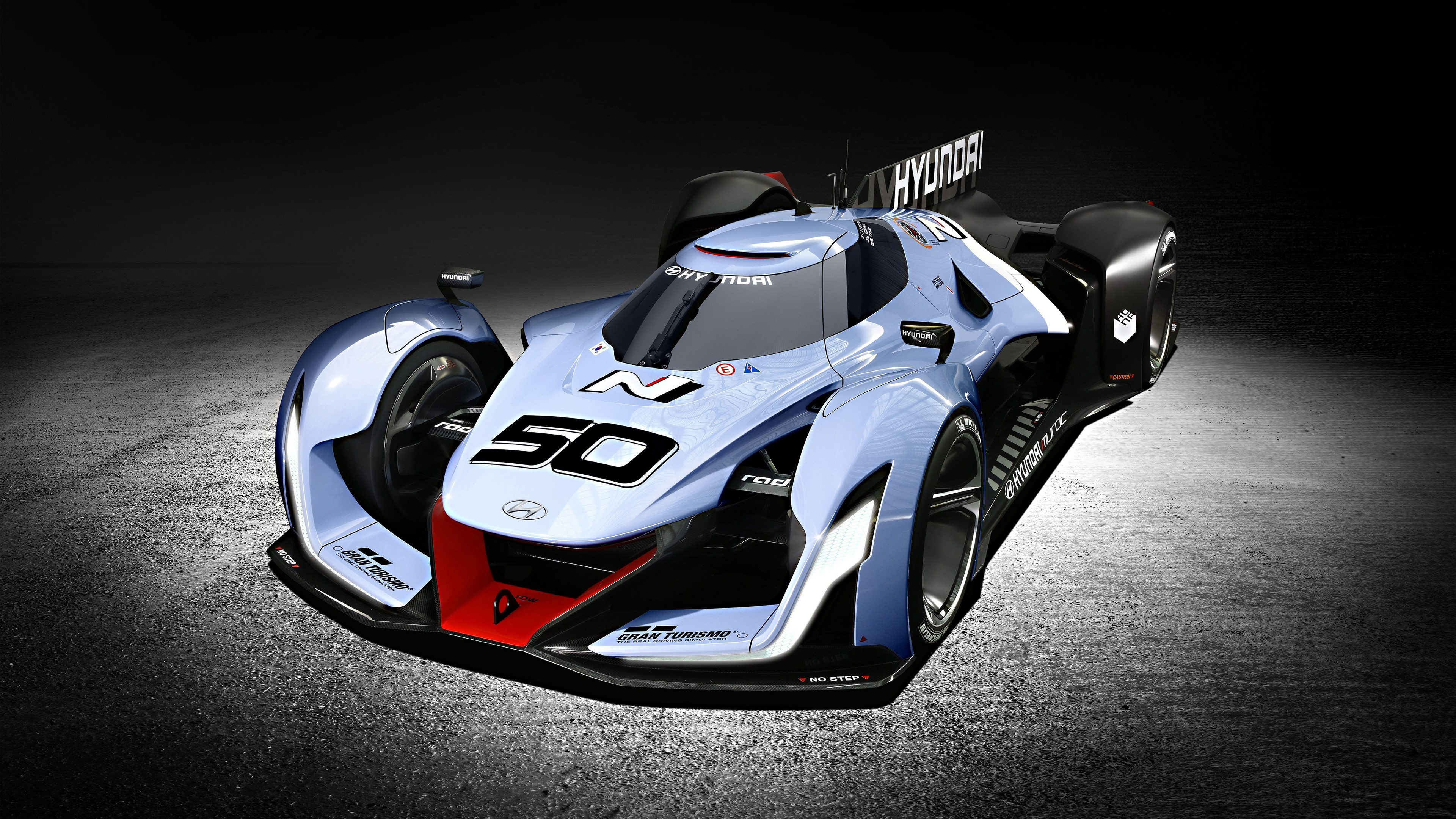 hyundai 2025 vision turismo gran hd gt 4k ultra wallpapers 현대 그란투리스모 비전 resolutions 2160