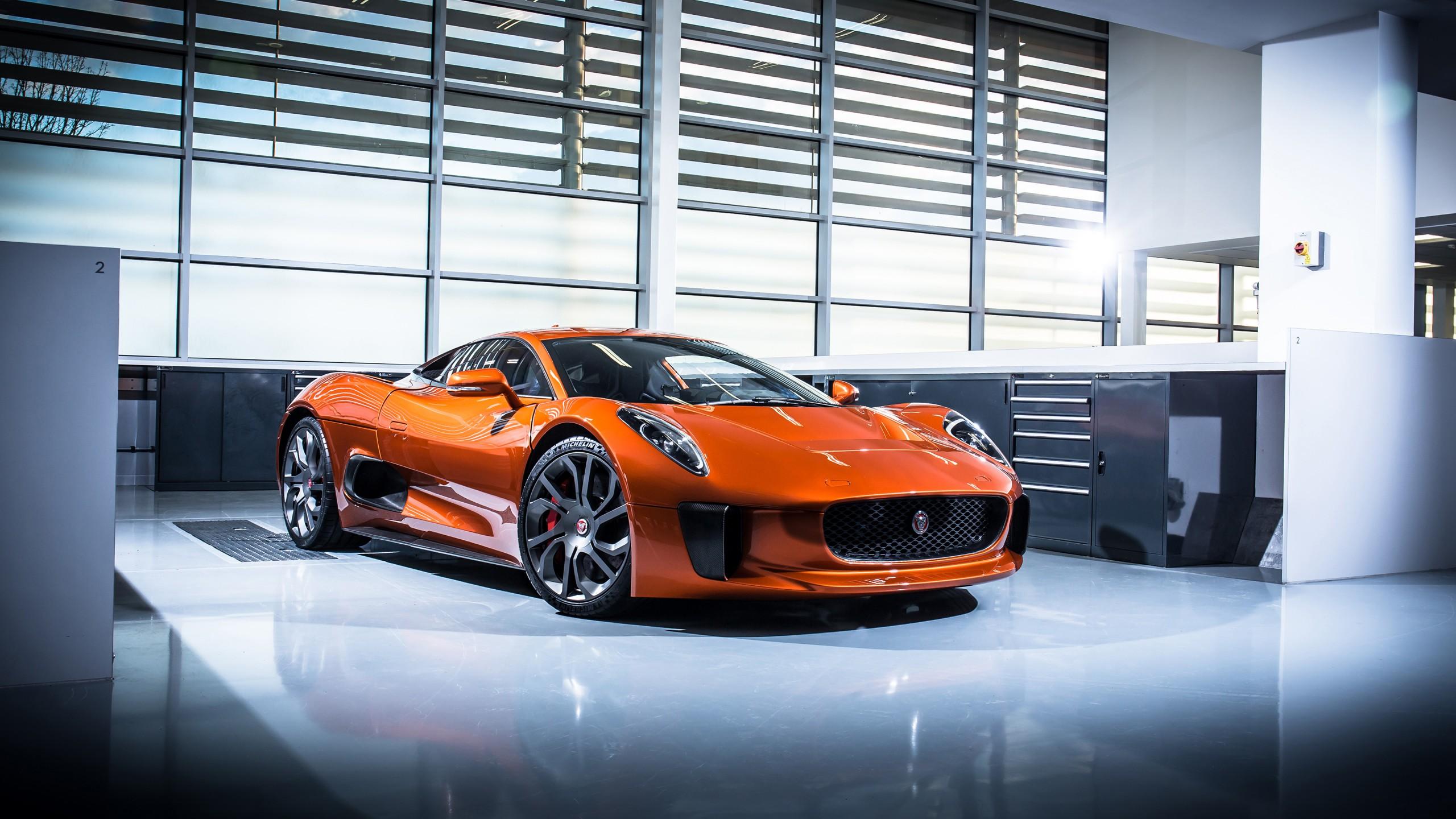 2015 Jaguar C X75 James Bond 007 Spectre Wallpaper Hd Car