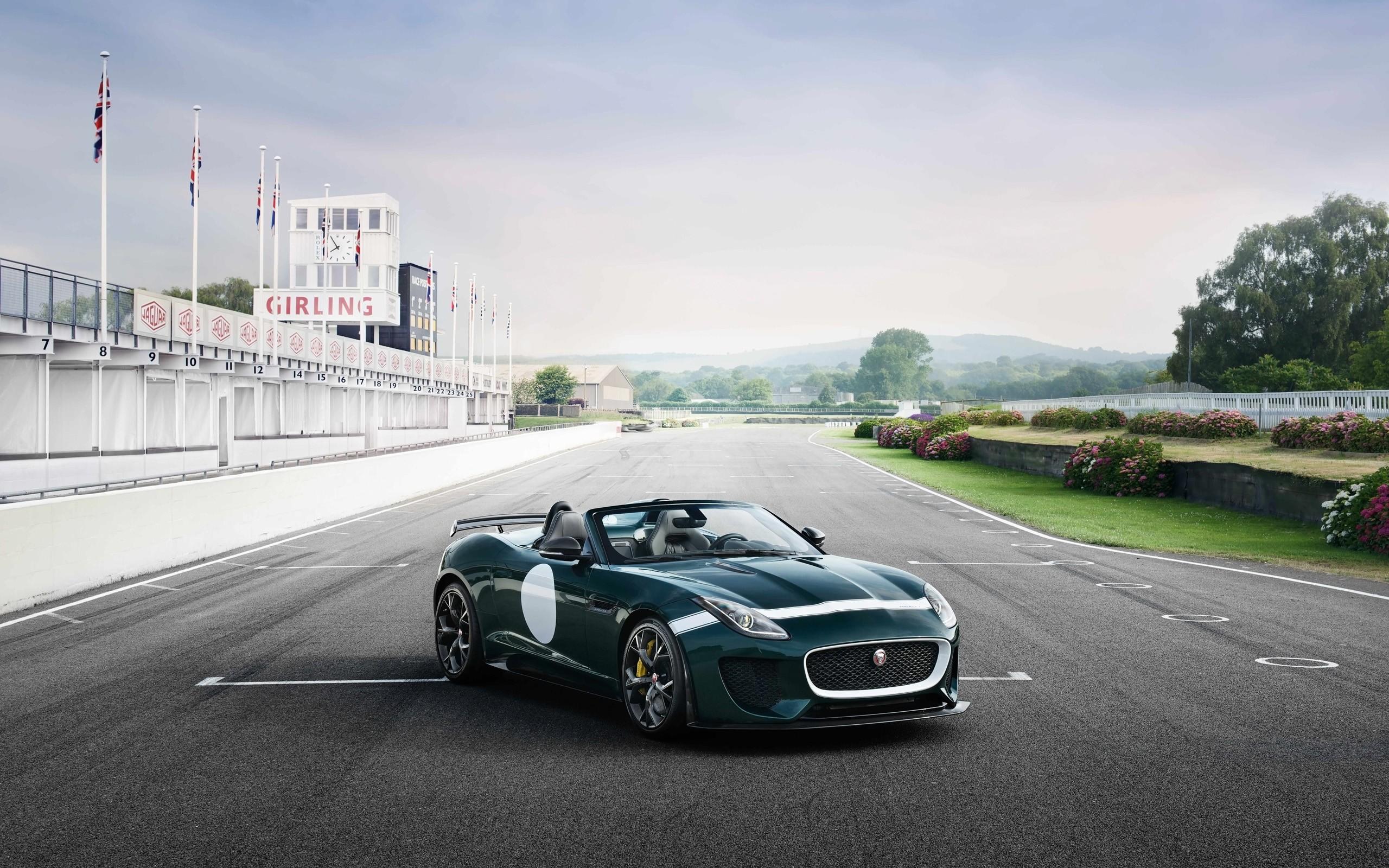 2015 Jaguar F Type Project 7 2 Wallpaper | HD Car ...