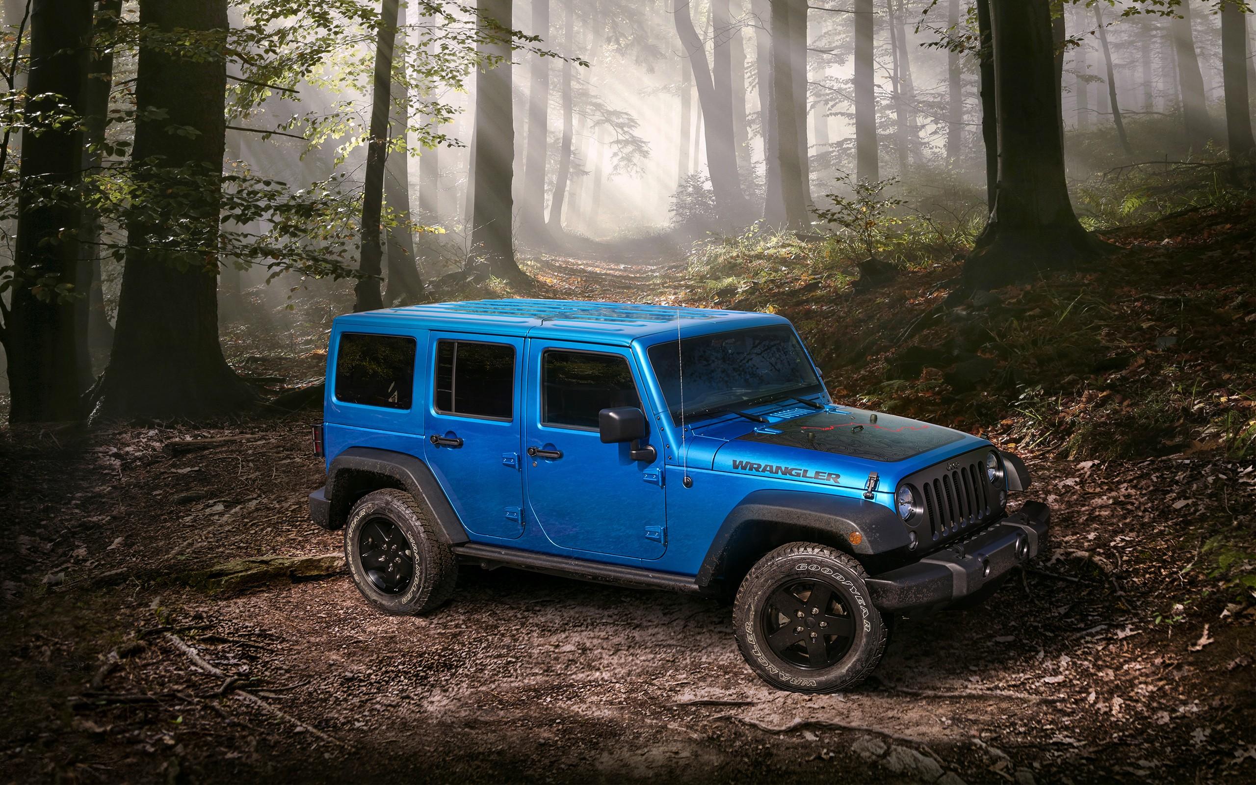 2015 Jeep Wrangler Wallpaper HD Car Wallpapers