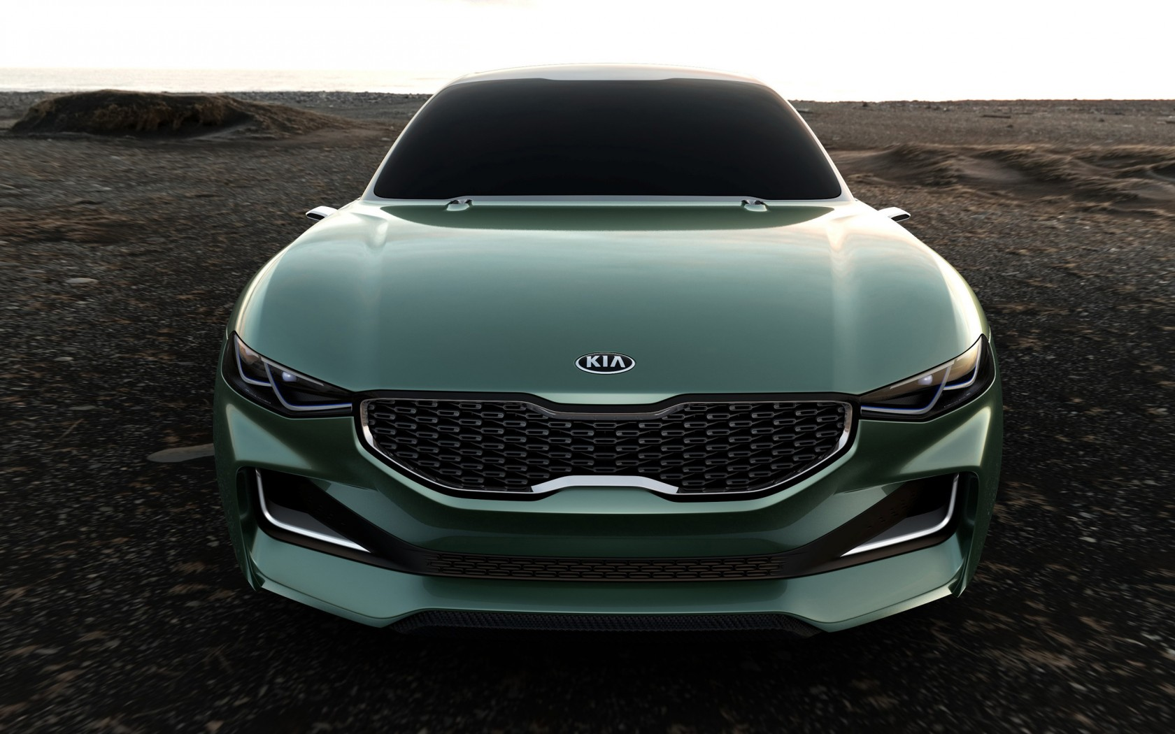 Cars Wallpapers: 2015 Kia Novo Concept Wallpaper