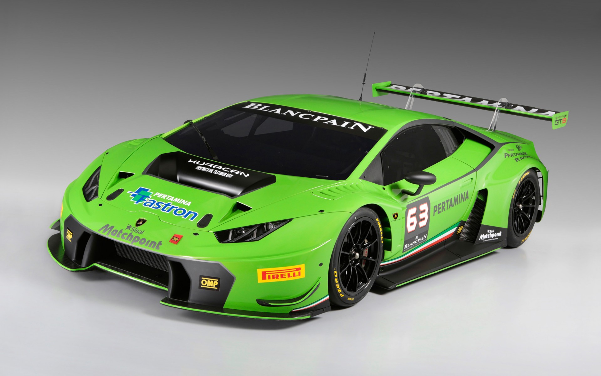 2015 Lamborghini Huracan GT3 Wallpaper | HD Car Wallpapers