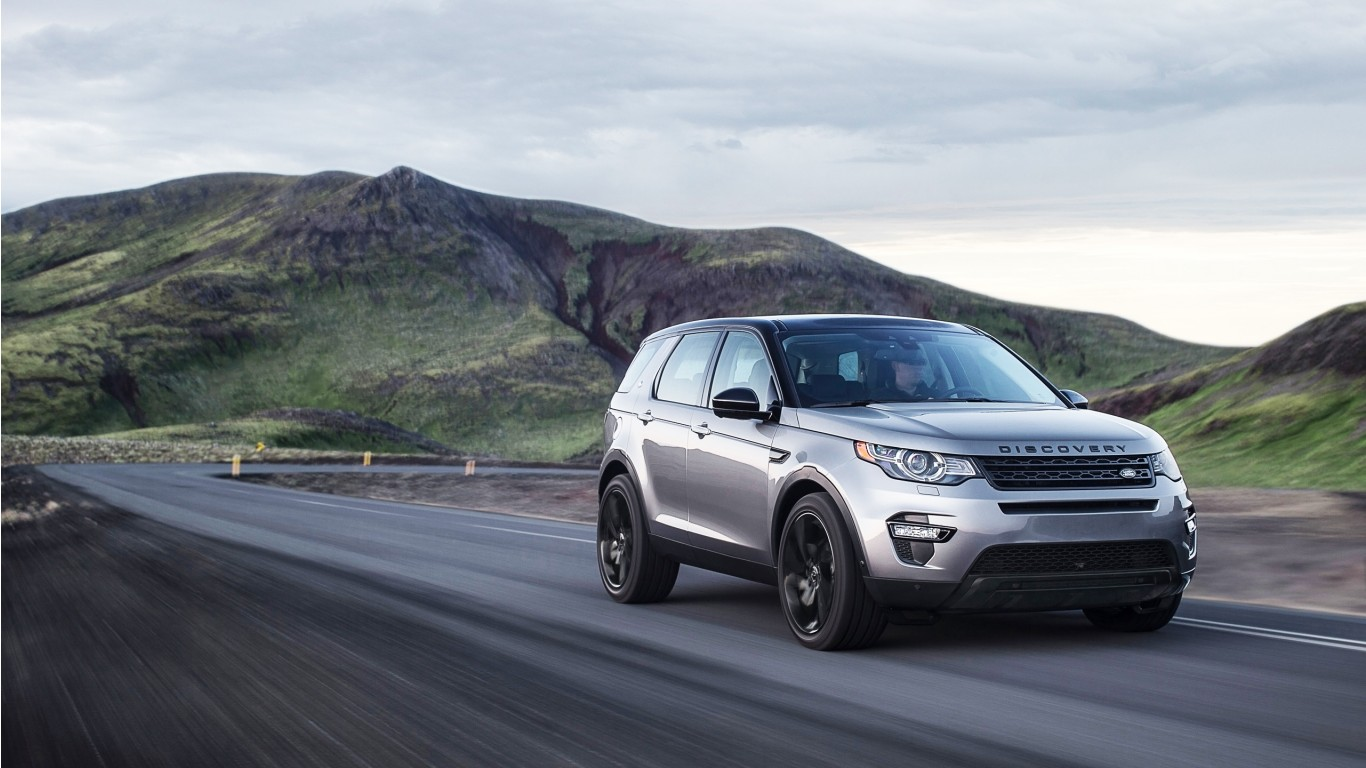 2015 land rover discovery sport wallpaper hd car wallpapers. Black Bedroom Furniture Sets. Home Design Ideas