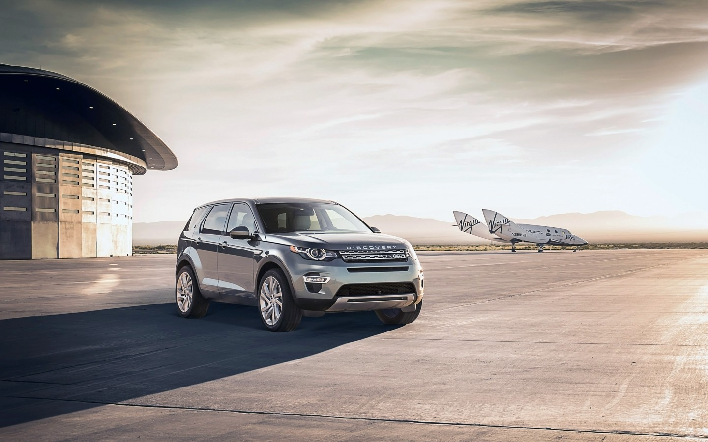 Discovery Sport Wallpaper Android: 2015 Land Rover Discovery Sport 4 Wallpaper
