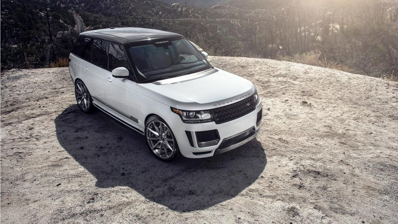 Range Rover Wallpaper Hd: 2015 Land Rover Range Rover Wallpaper