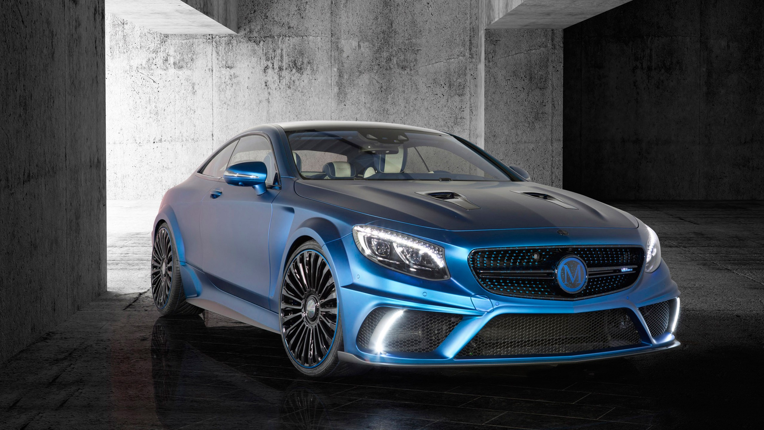 2015 Mansory Mercedes Benz S63 AMG Coupe Diamond Edition ...