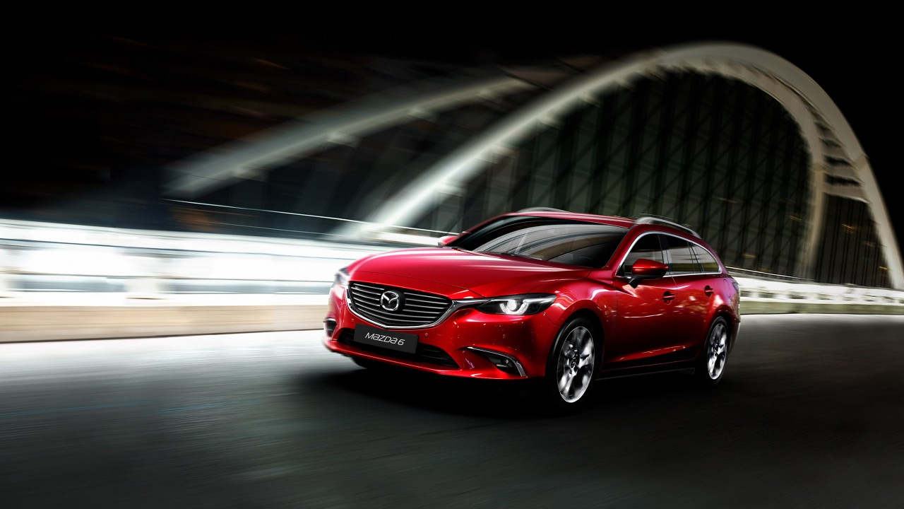2015 Mazda 6 Wallpaper Hd Car Wallpapers Id 4967