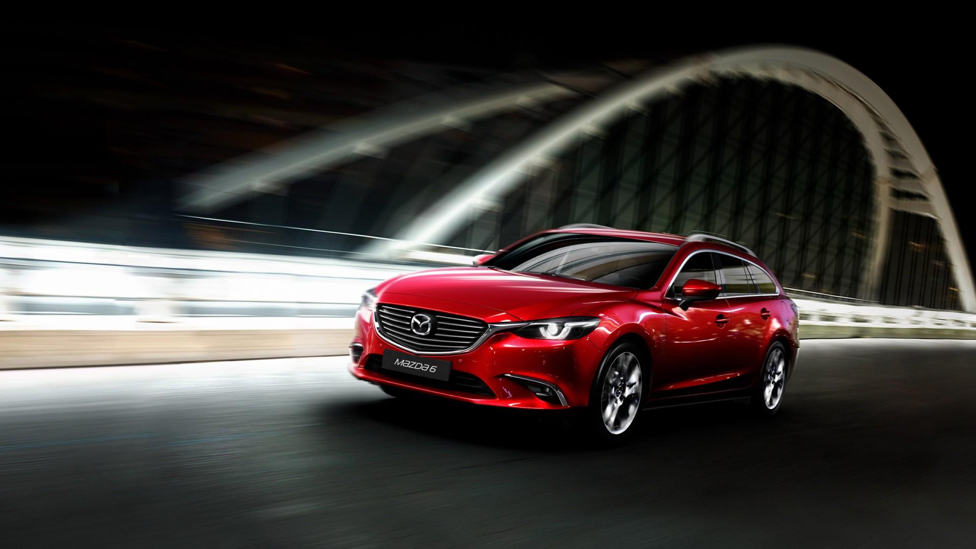 2015 Mazda 6 Wallpaper | HD Car Wallpapers | ID #4967