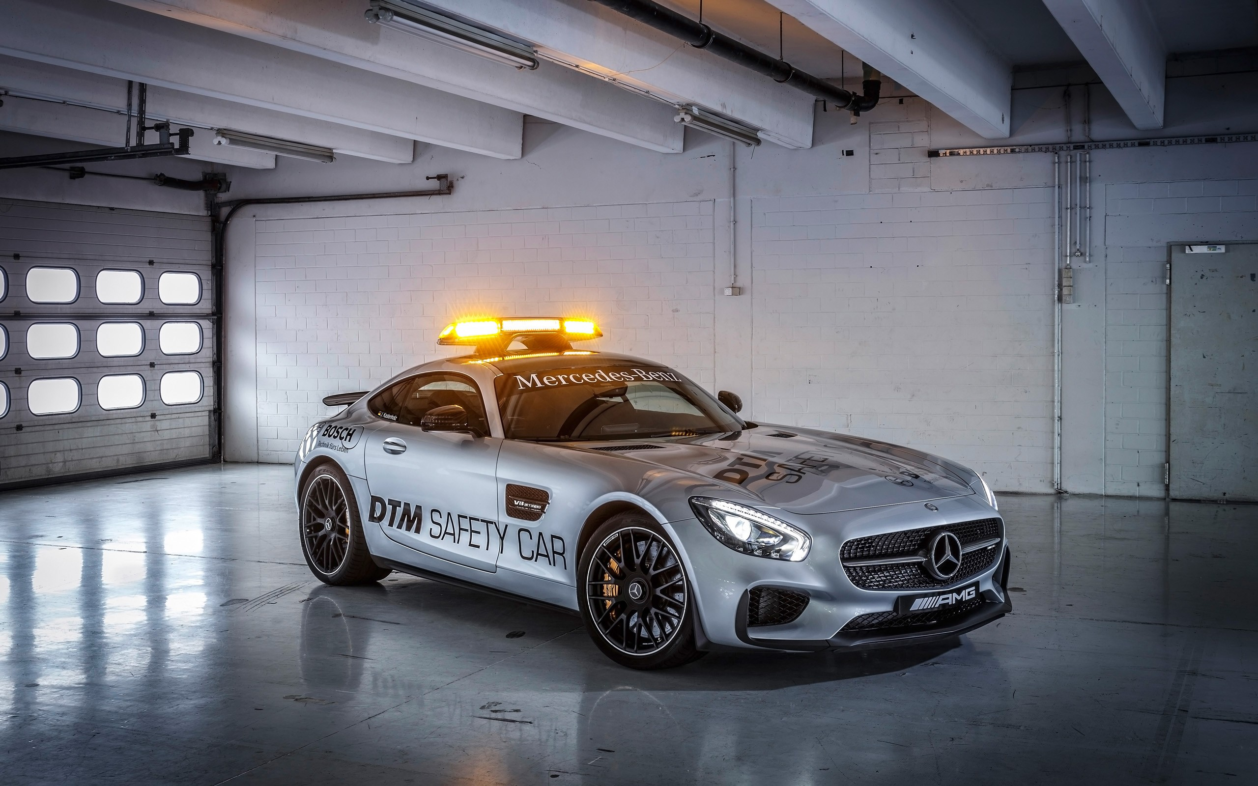 2015 Mercedes Amg Gts Dtm Safety Car Wallpaper Hd Car