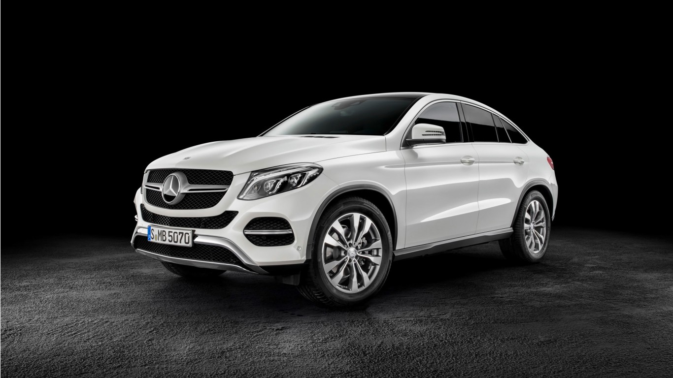 2015 Mercedes Benz GLE Coupe Wallpaper | HD Car Wallpapers ...