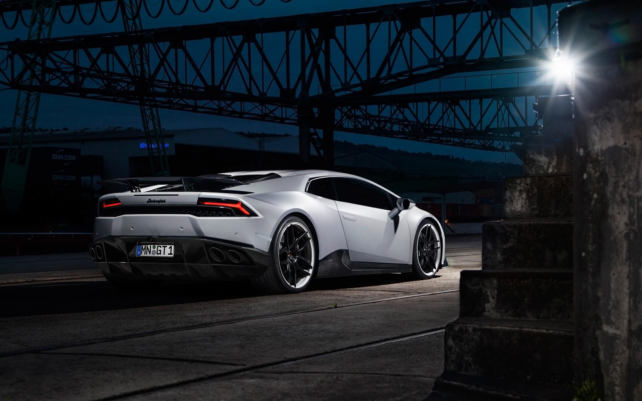 2015 Novitec Torado Lamborghini Huracan 3 Wallpaper   HD ...