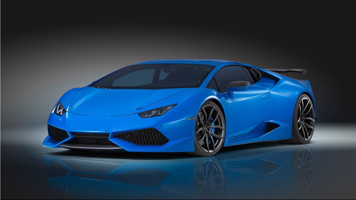 2015 Ares Design Lamborghini Huracan Wallpapers: 2015 Novitec Torado Lamborghini Huracan N Largo Wallpaper