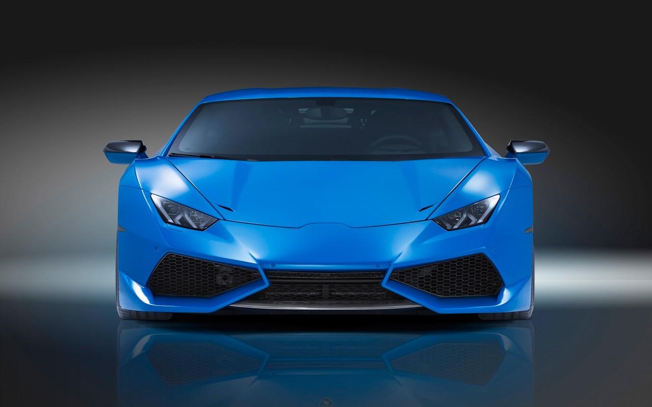 2015 Novitec Torado Lamborghini Huracan N Largo Wallpapers: 2015 Novitec Torado Lamborghini Huracan N Largo 2